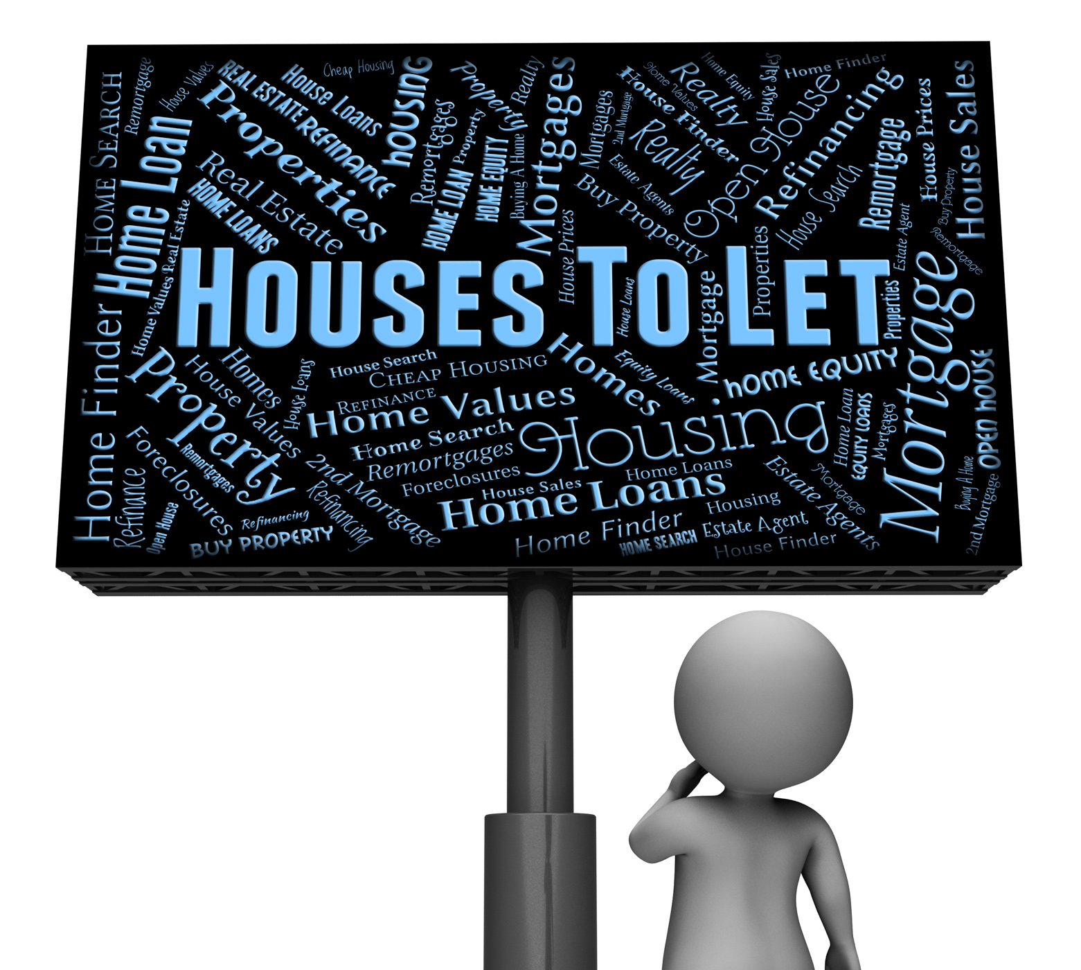 Houses To Let Means For Rent And Home