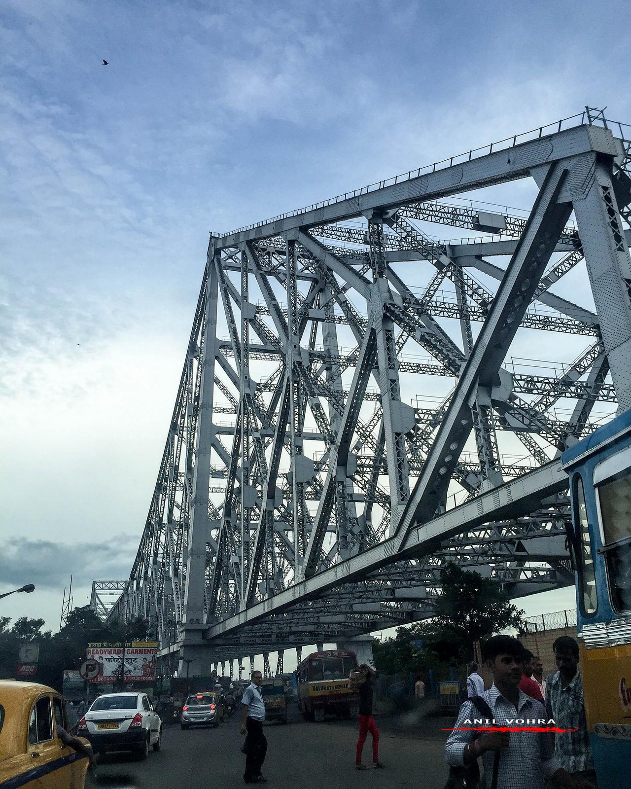 Howrah Bridge – ANIL VOHRA