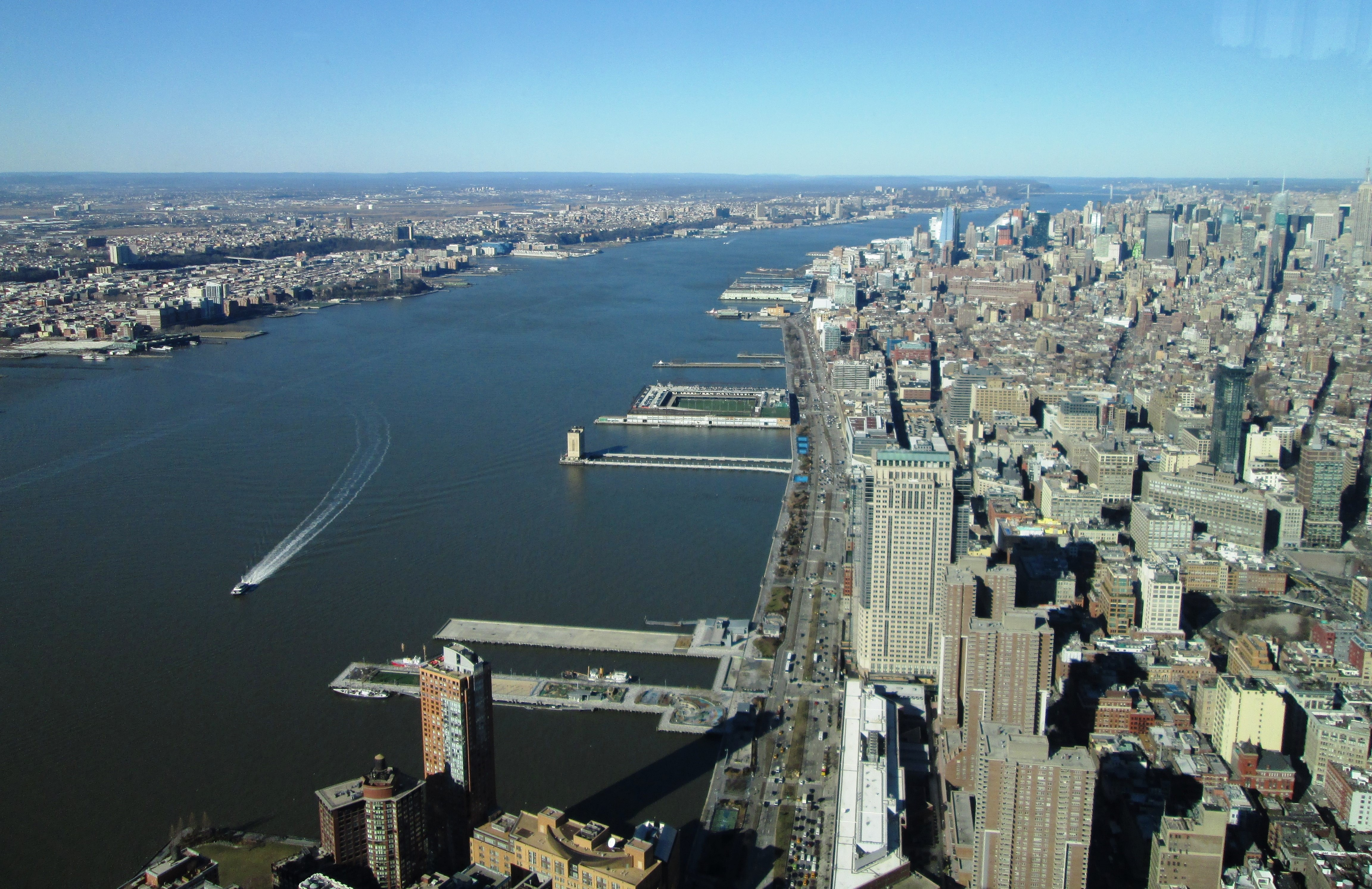 Hudson river photo