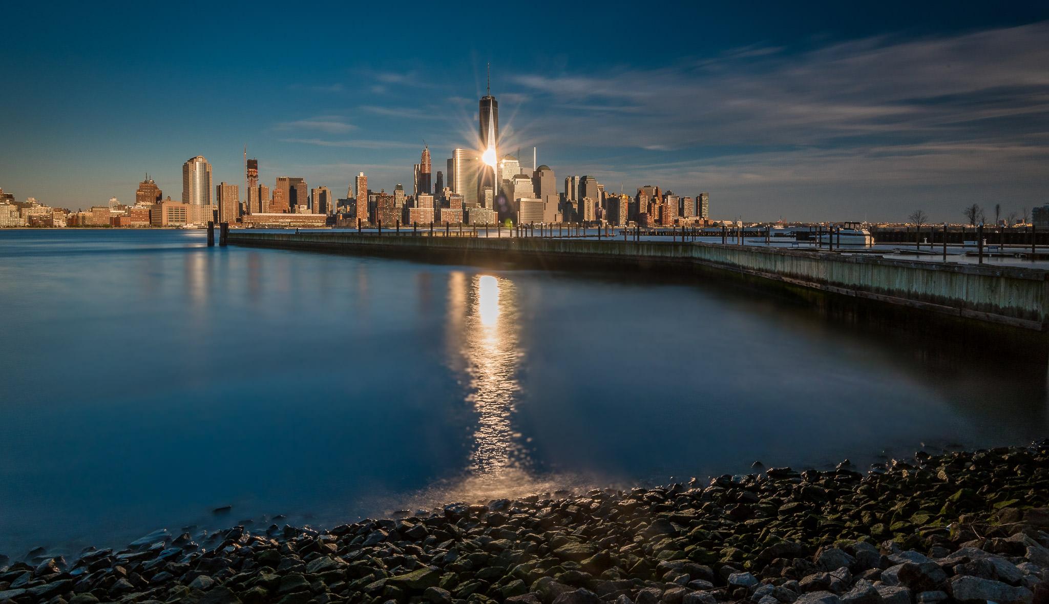 Hudson River Water Front Walkway - Best Photo Spots