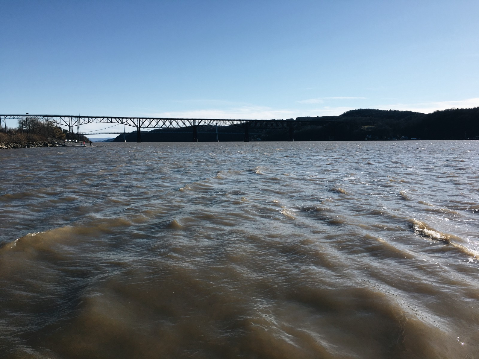 Poughkeepsie Residents Pleased With Hudson River Water Quality