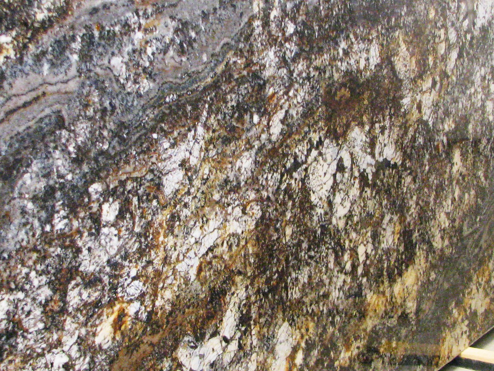This extraordinary AUDAX polished granite from Brazil mixes rich ...