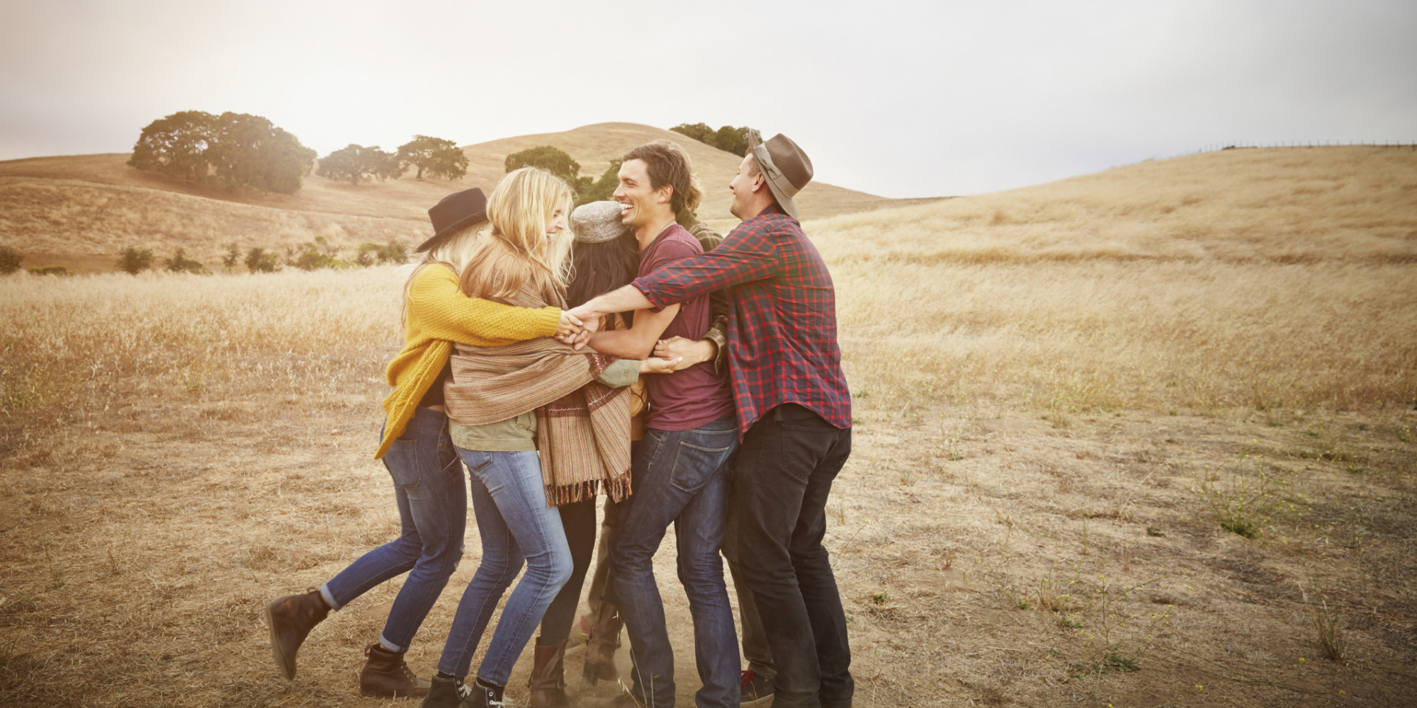 Science Proves That Hugs Can Boost Your Immune System | HuffPost