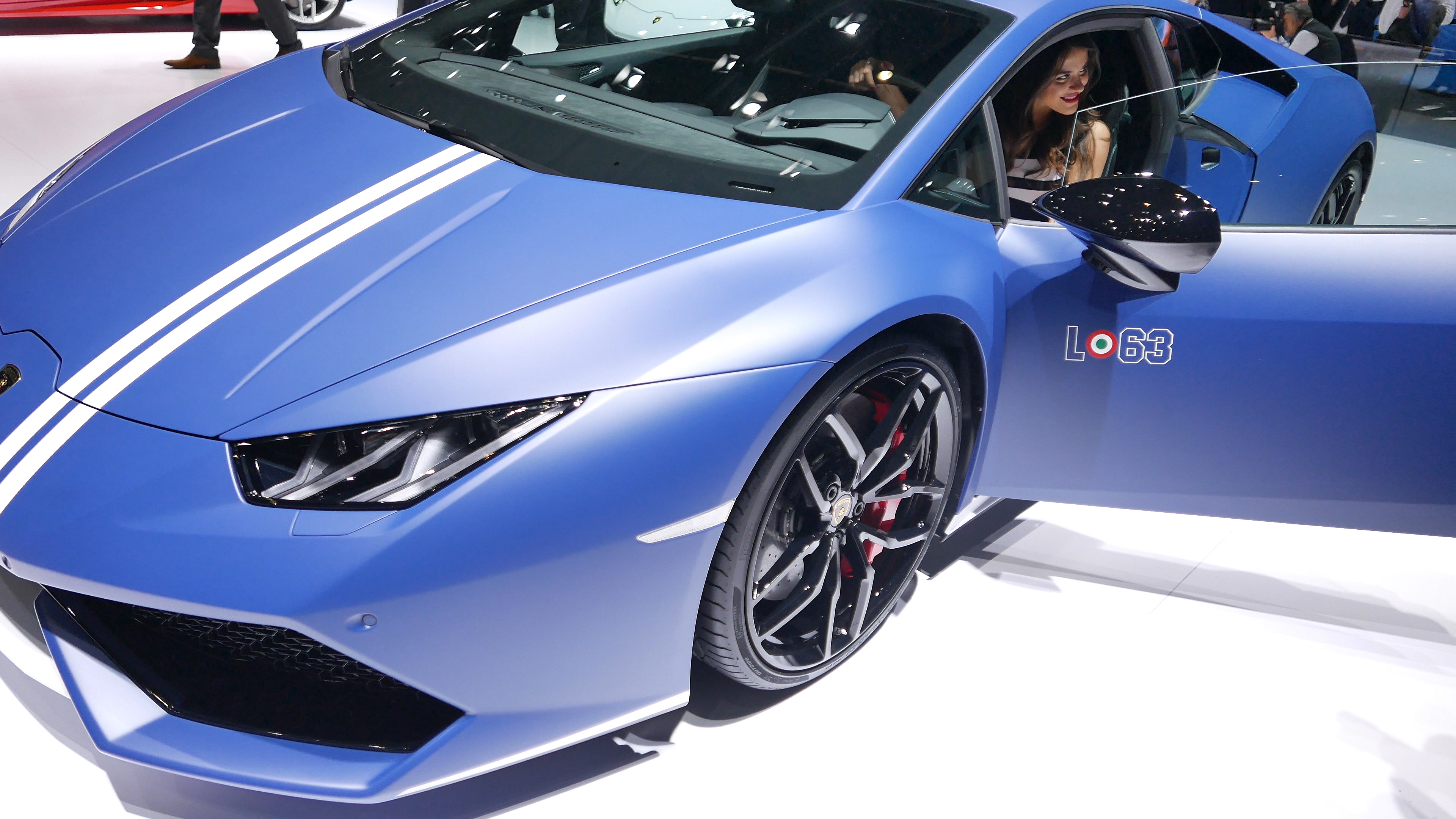 Huracan lp 610-4 avio photo