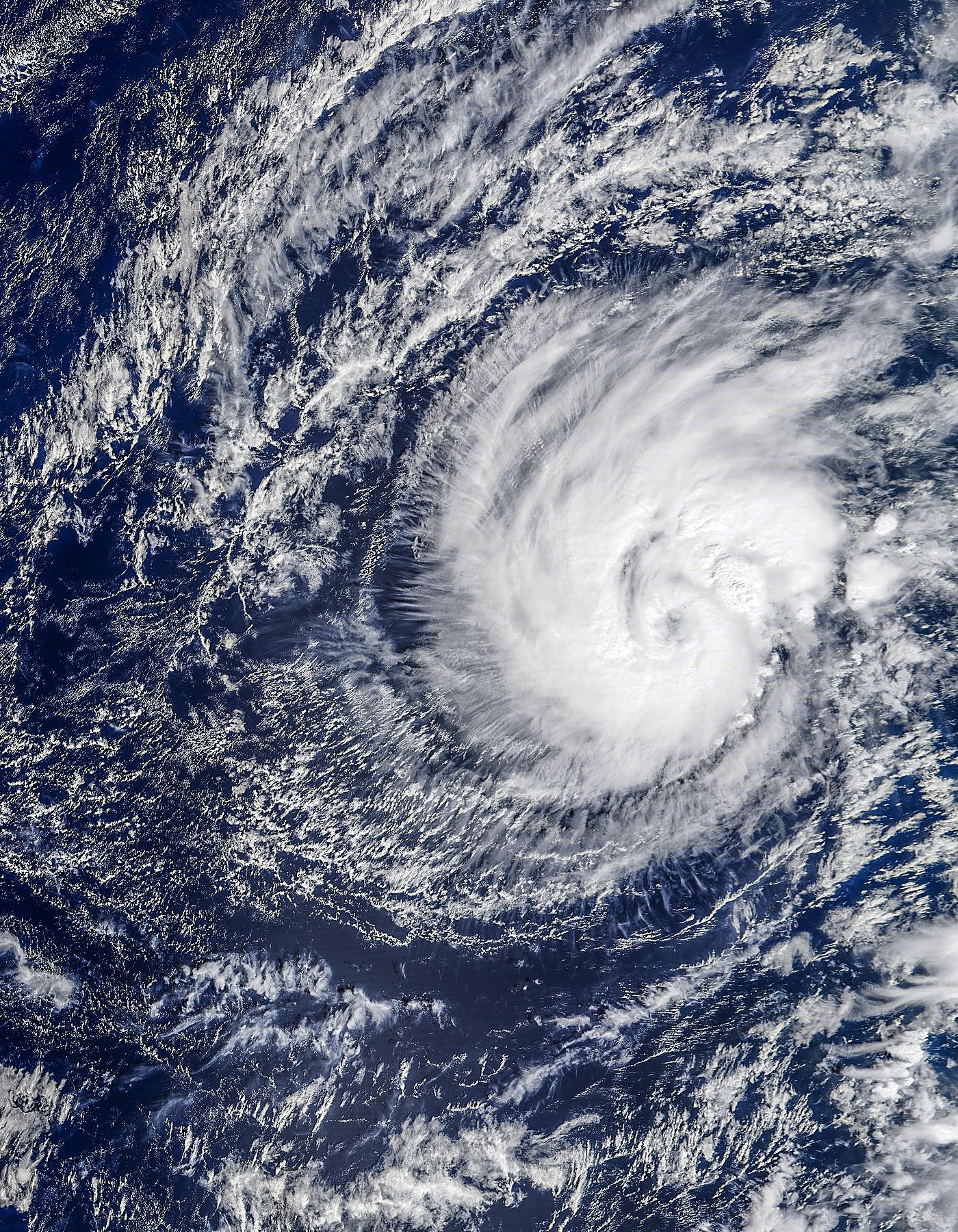 Hurricane Pali : Natural Hazards