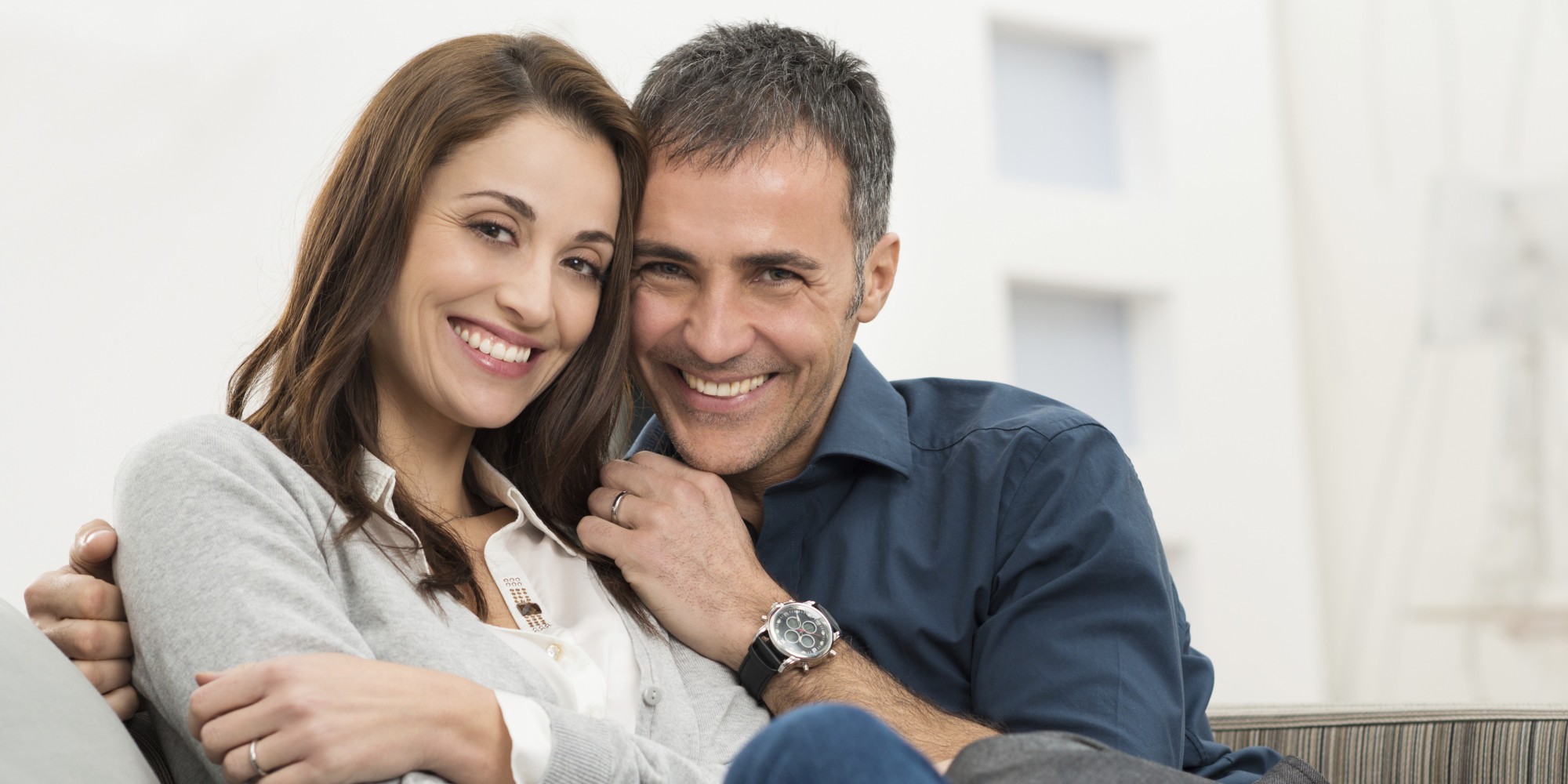 Husband and wife photo