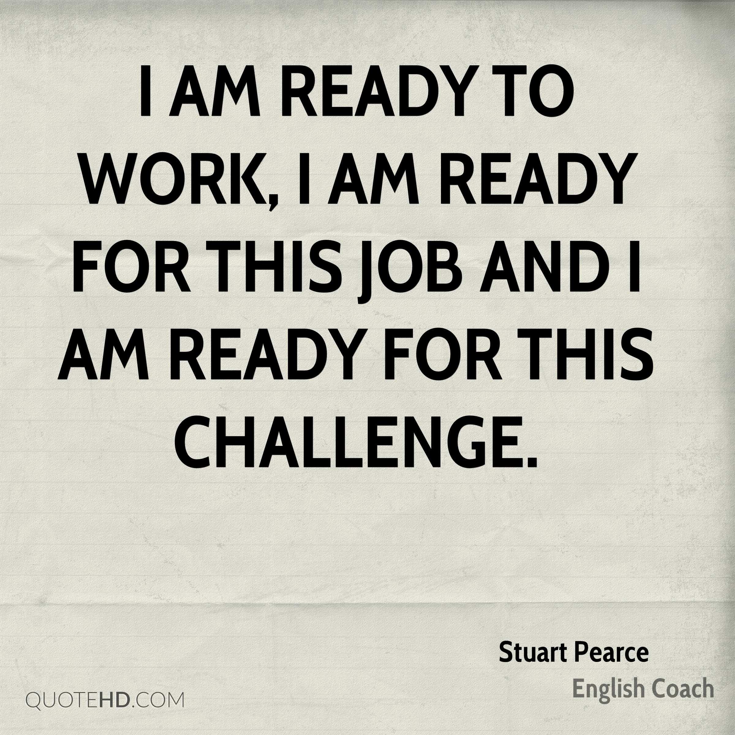 Stuart Pearce Quotes | QuoteHD
