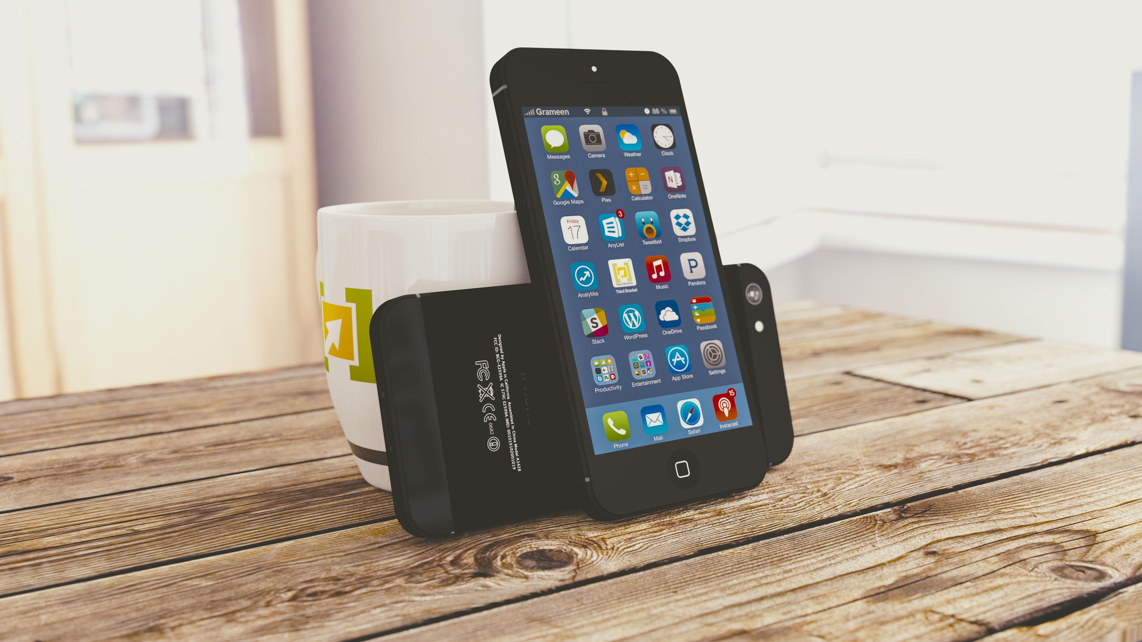 I Phone, Apple, Electronic, Ios, Iphone, HQ Photo