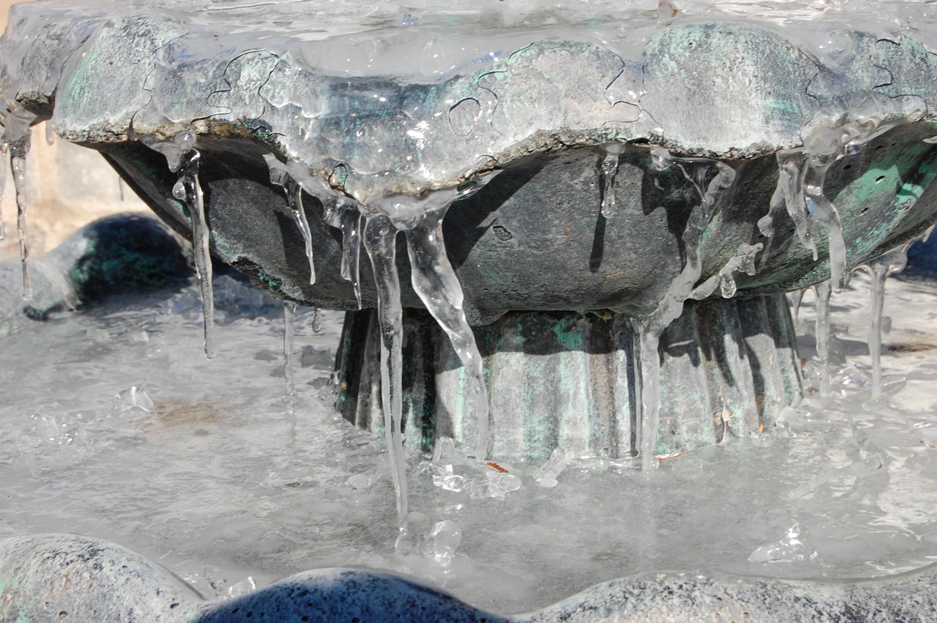 Ice photo