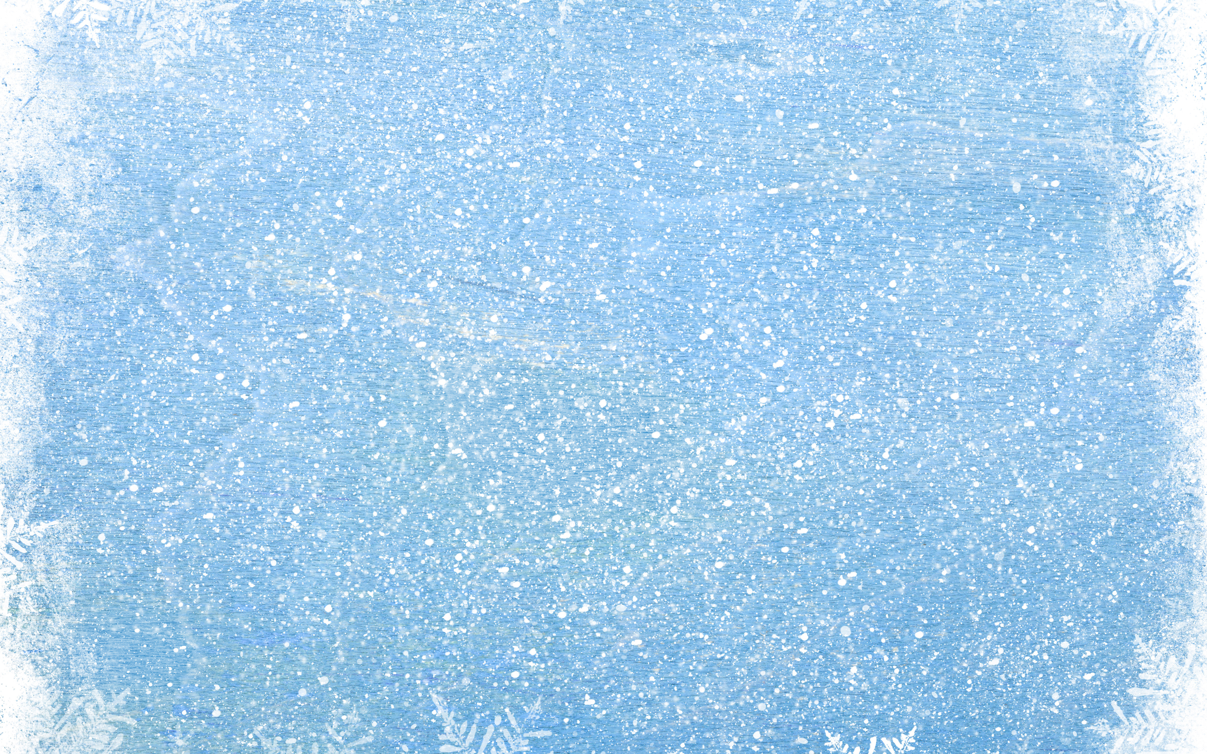 Download wallpapers ice texture, frost, snow, winter, winter blue ...