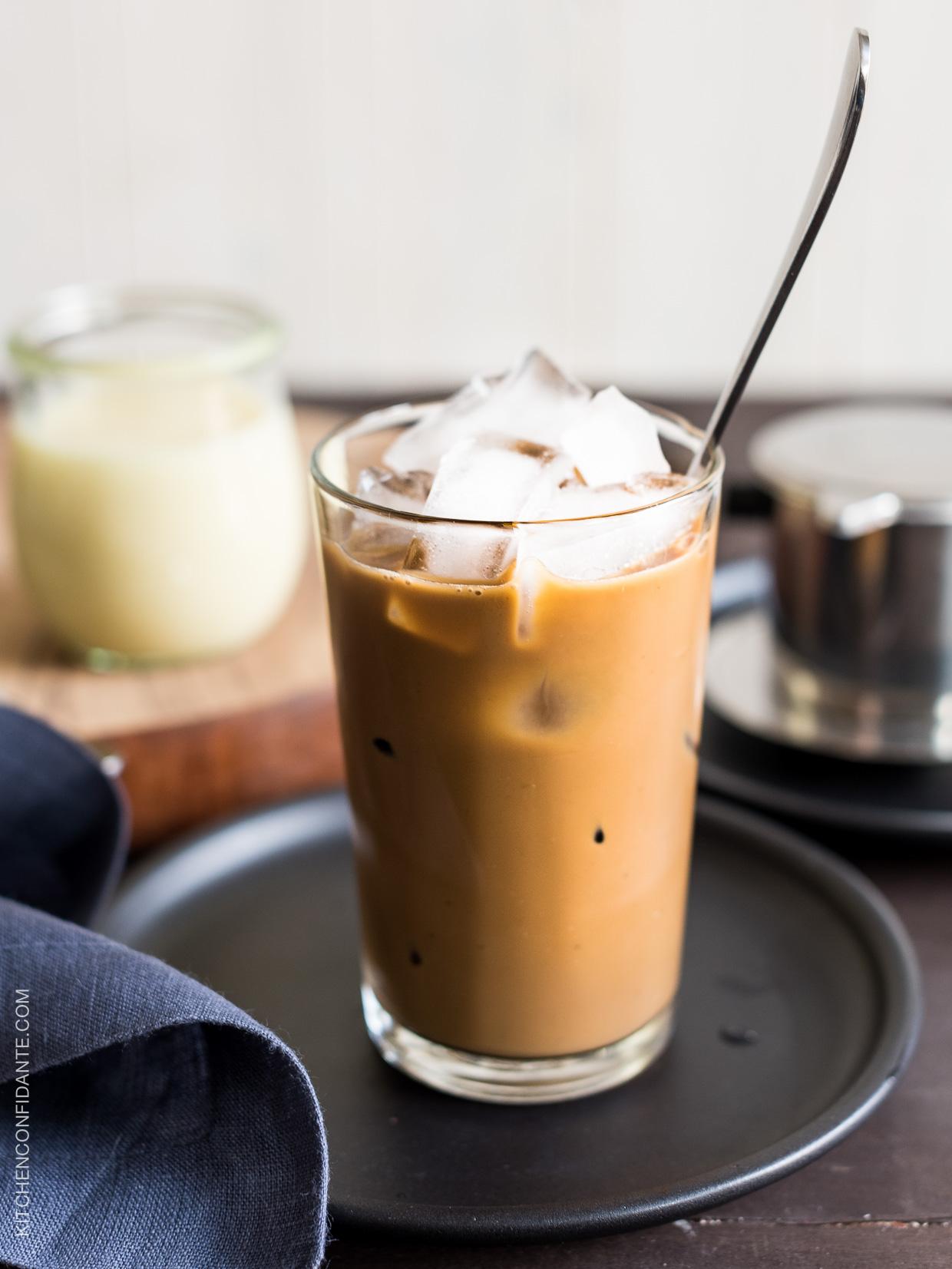 Traditional Vietnamese Iced Coffee | Kitchen Confidante