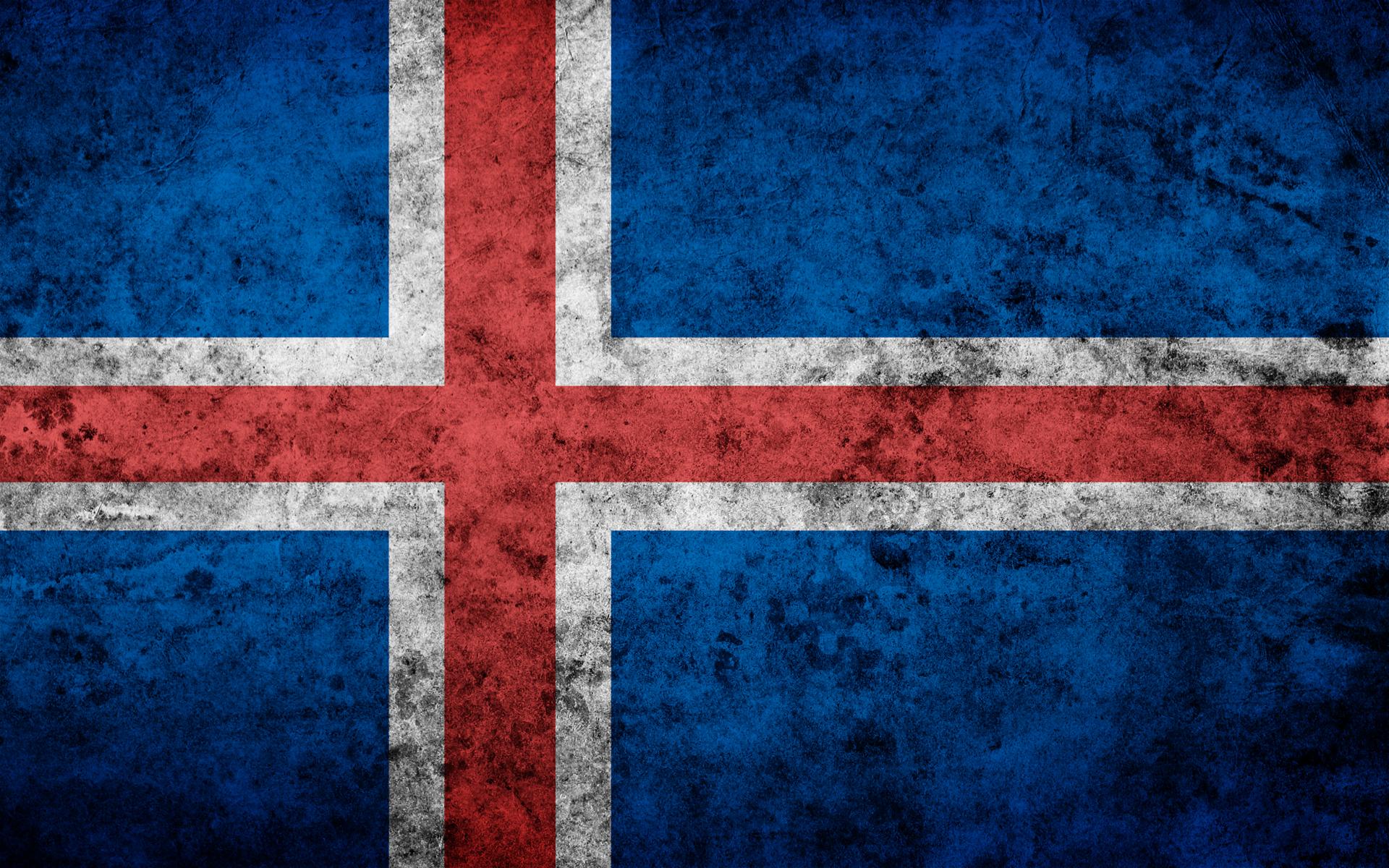 Iceland Grunge Flag wallpapers | Iceland Grunge Flag stock photos