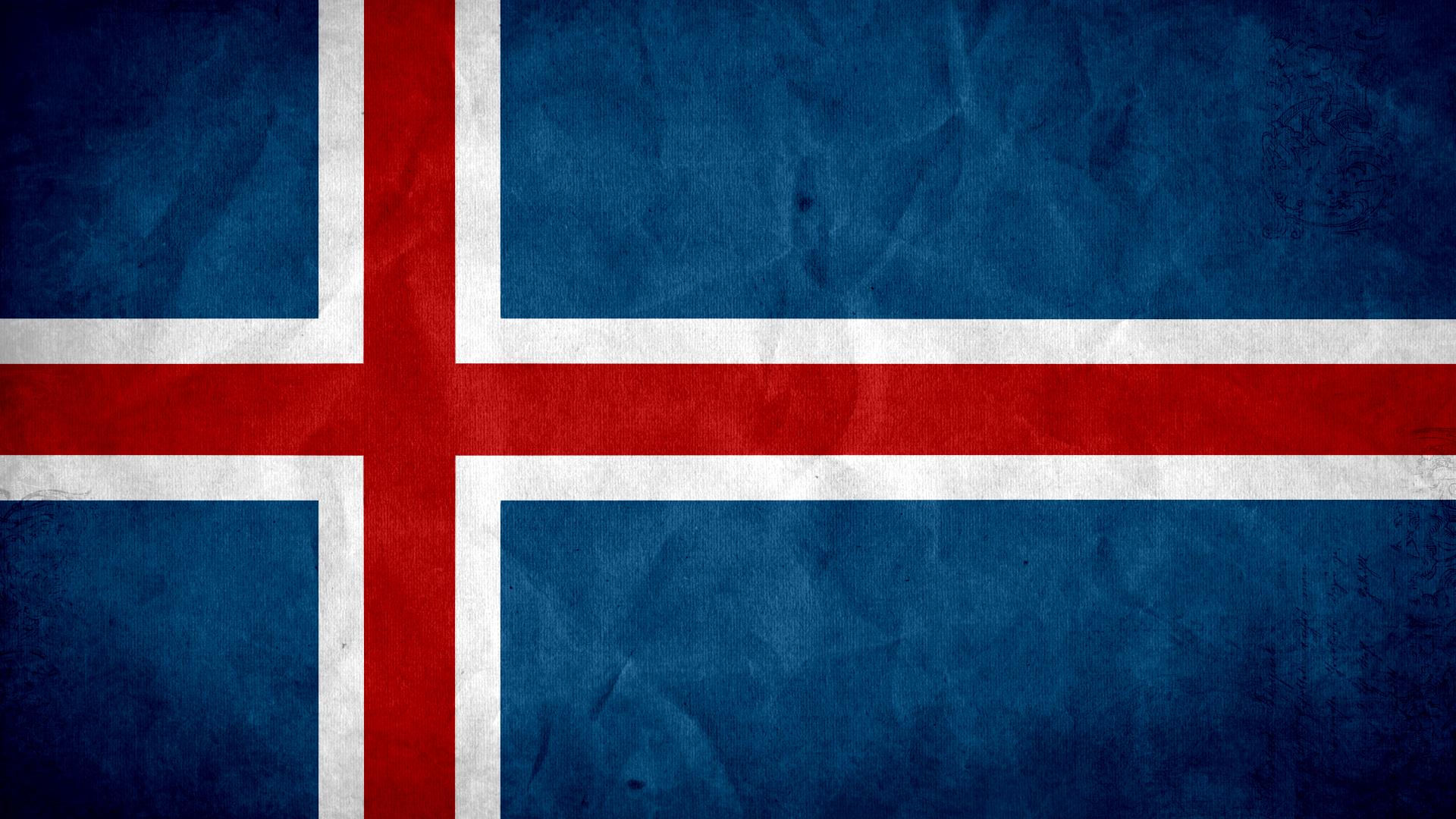 Iceland Flag HD Wallpaper, Background Images