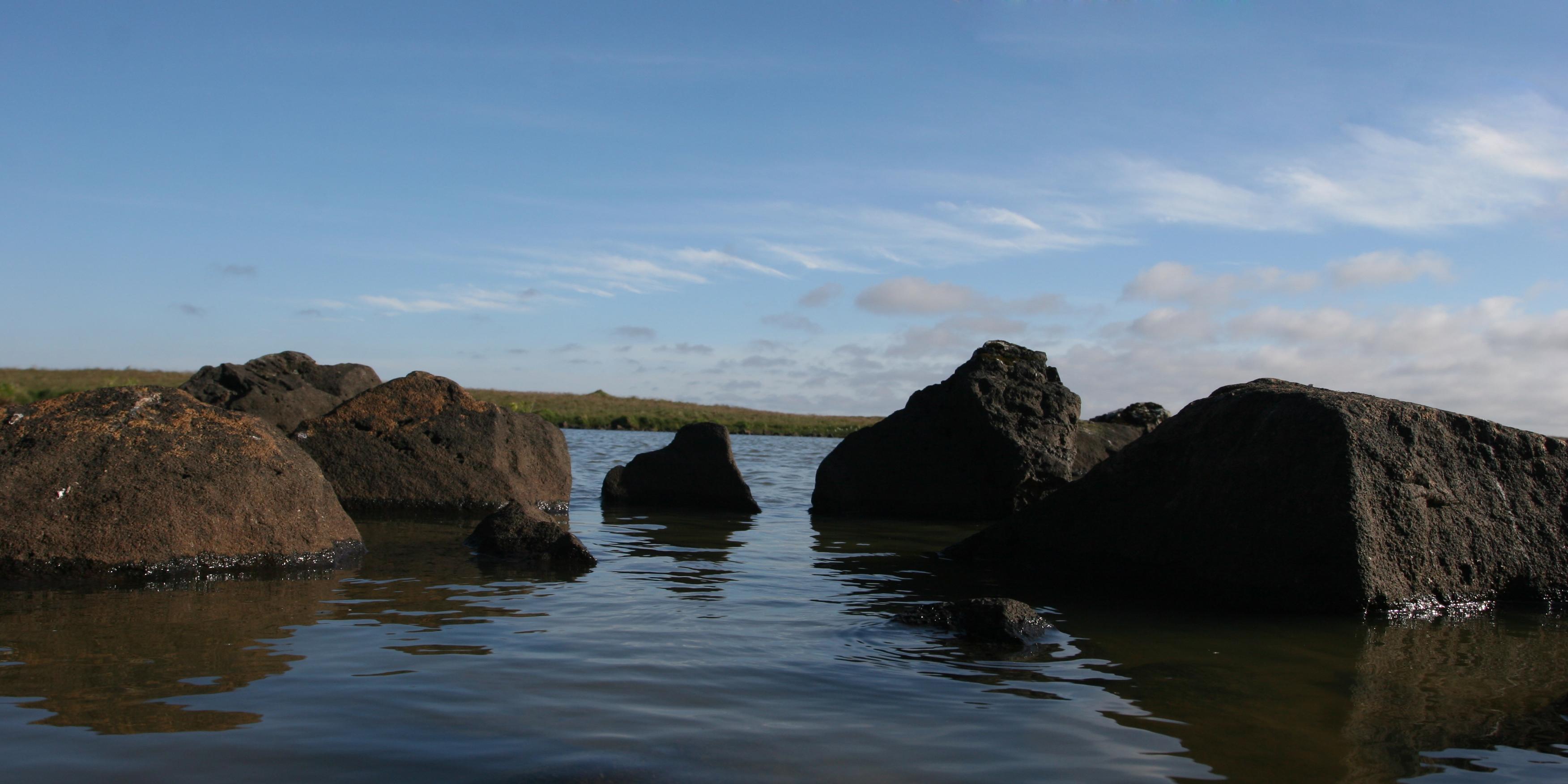 Icelandic Landscape, Bspo07, Castout, Clouds, Iceland, HQ Photo