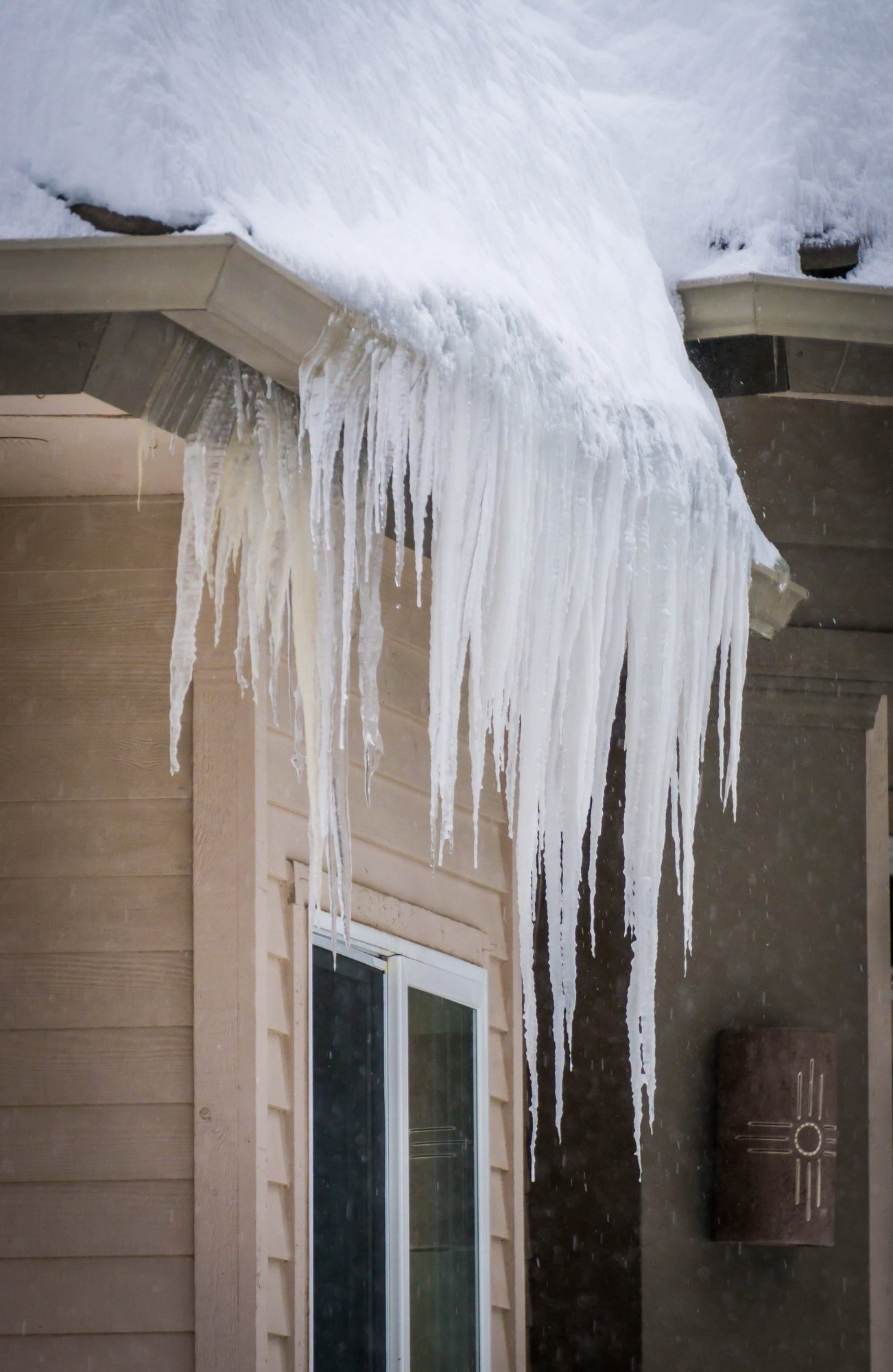 What Do Icicles Hanging From Your Roof Mean?