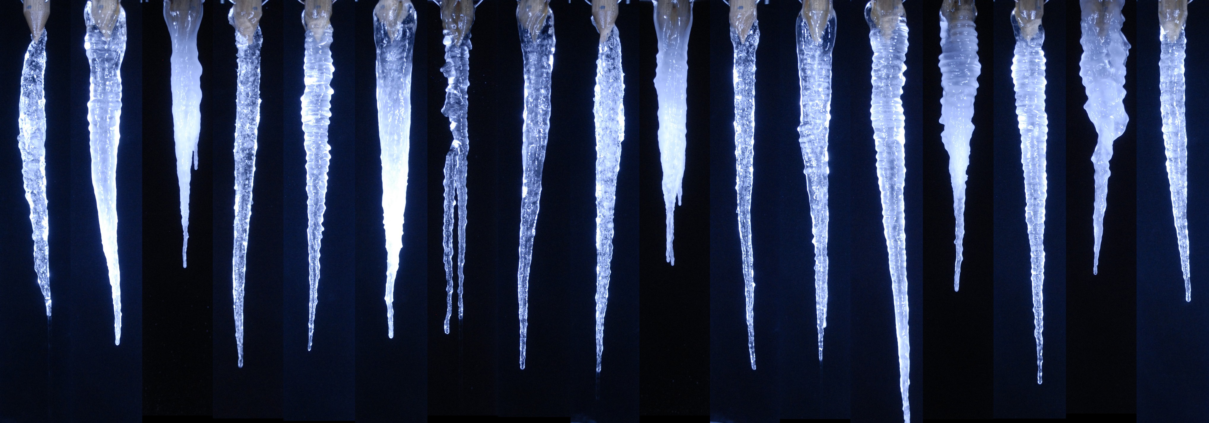 Why Tiny Ripples on Icicles Baffle Scientists - Motherboard