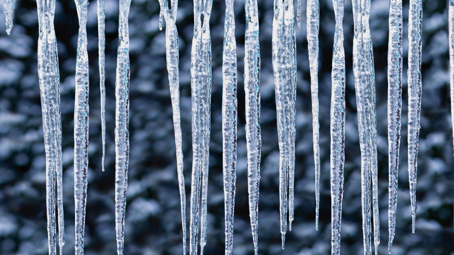 Download Wallpaper 1920x1080 icicles, frost, ice, hot Full HD 1080p ...