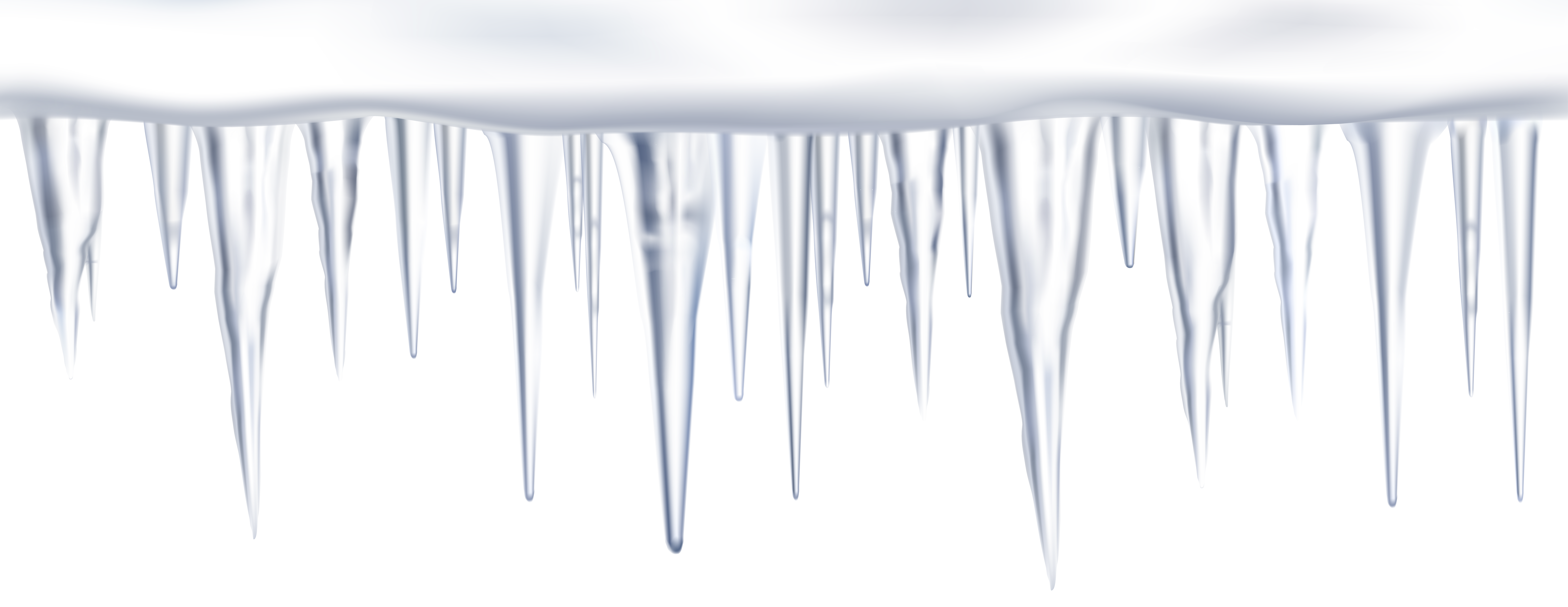 Icicles Transparent PNG Clip Art Image | Gallery Yopriceville ...