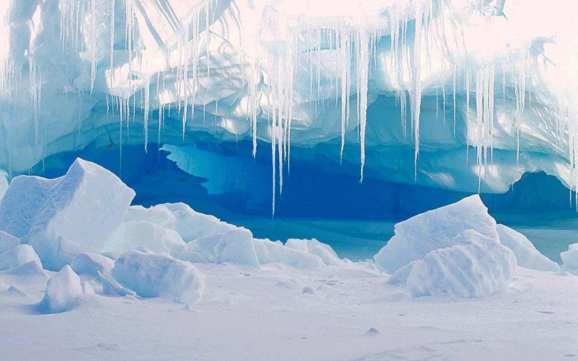 Icicles HD Wallpaper, Background Images