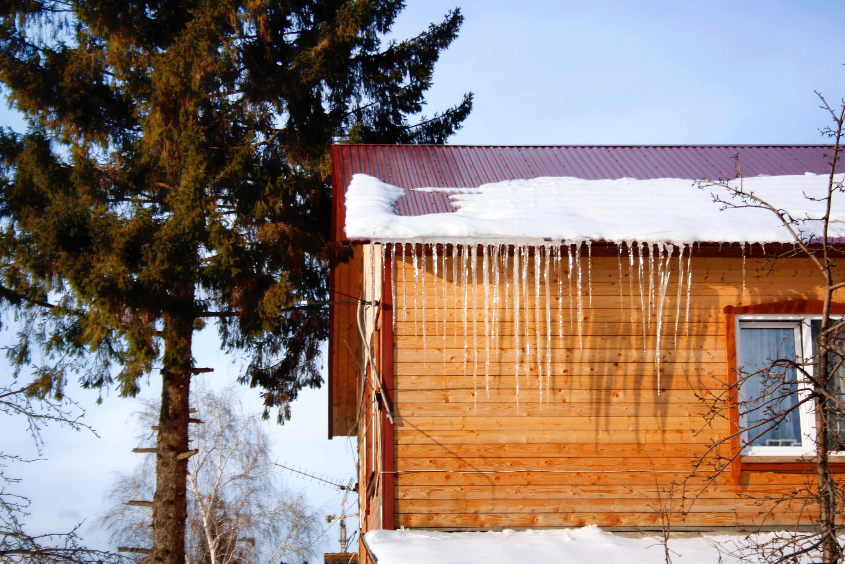 Icicles, Closeup, Cold, Crystal, Detail, HQ Photo
