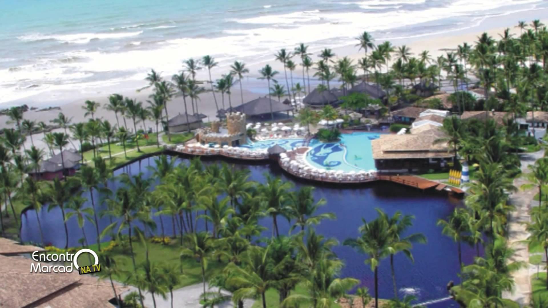 Cana Brava All Inclusive Resort - Ilhéus Bahia - YouTube