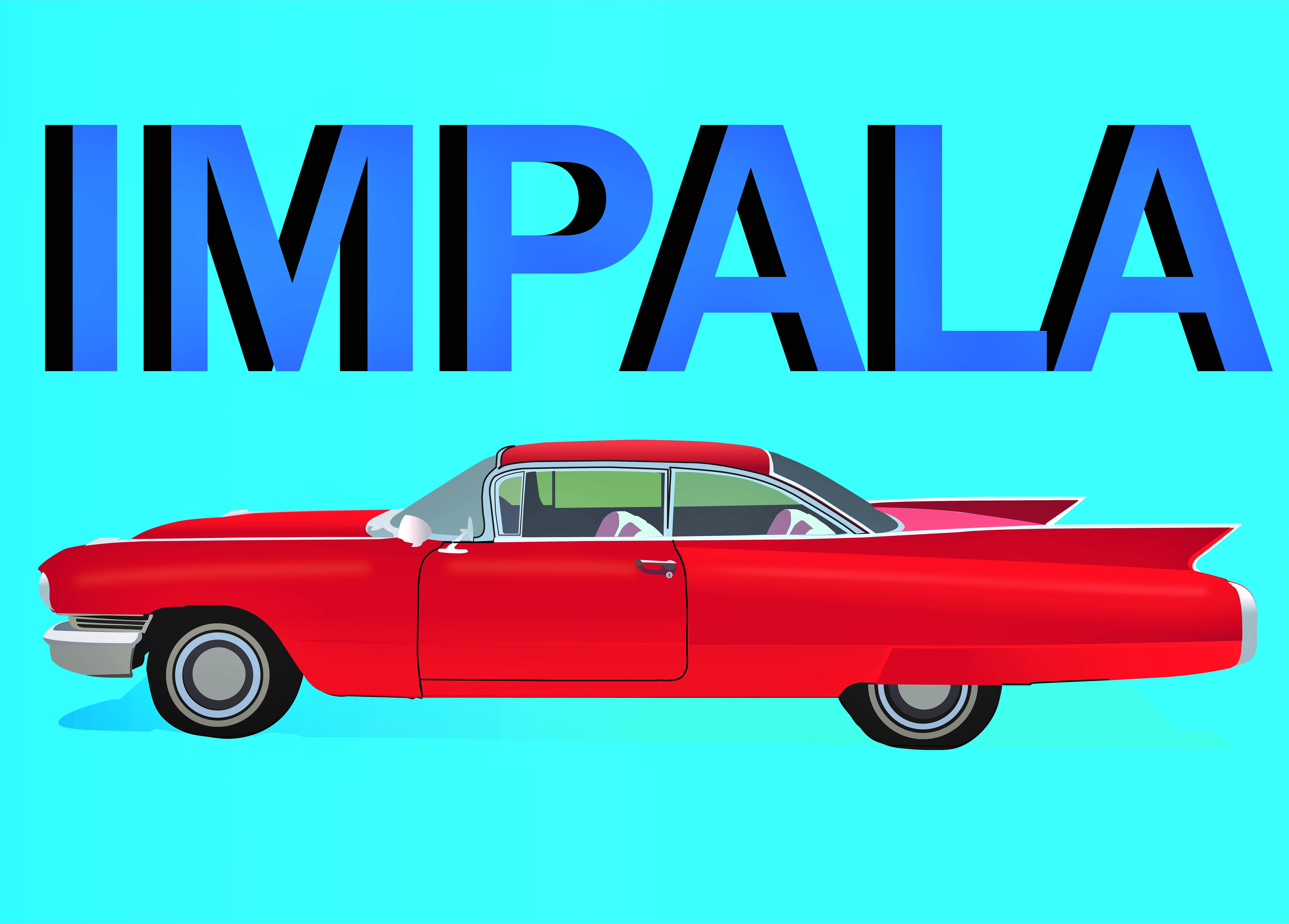 Impala car  photo