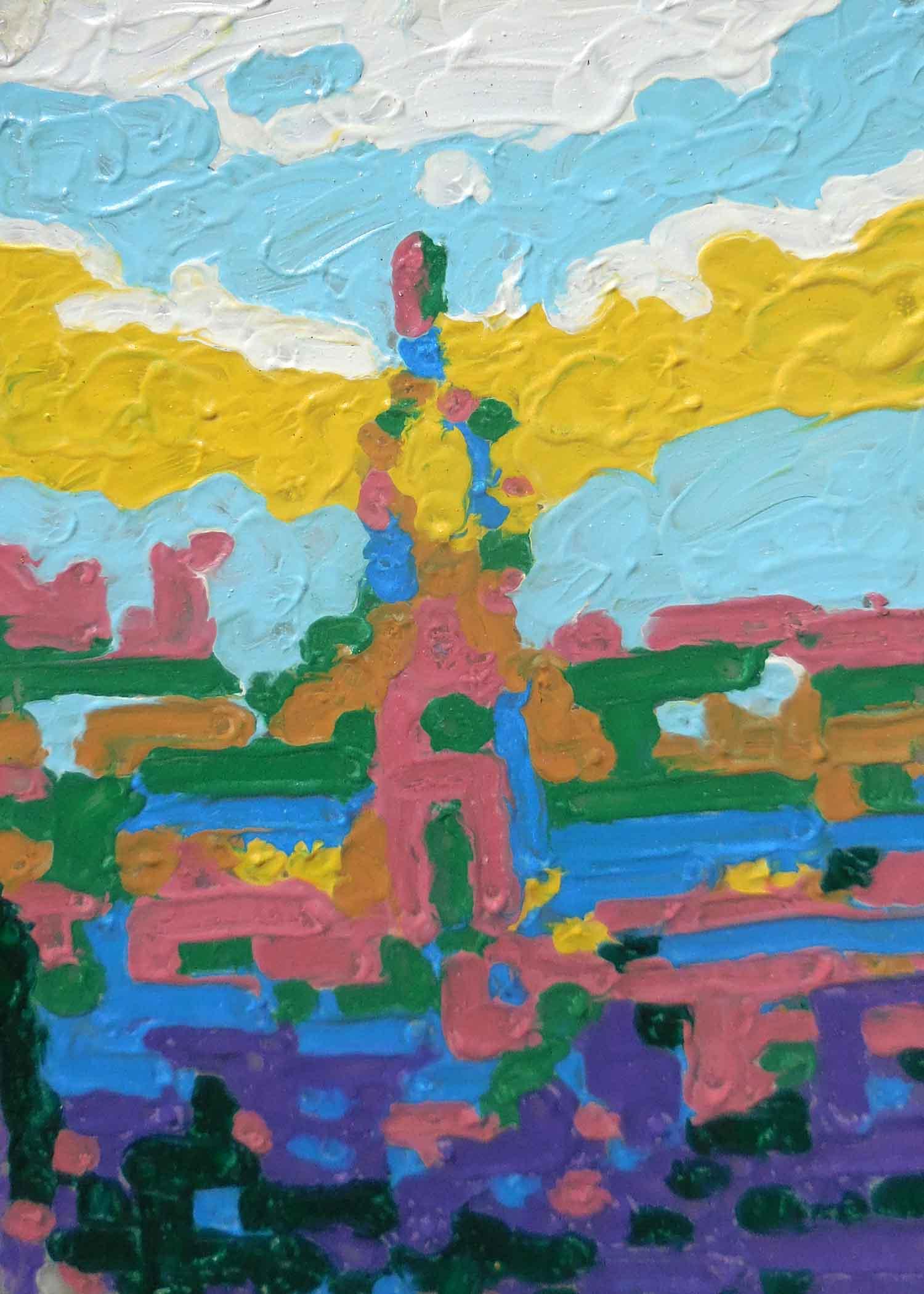 Artist of Real, Fantastic, High Key Impressionist and Dutch ...