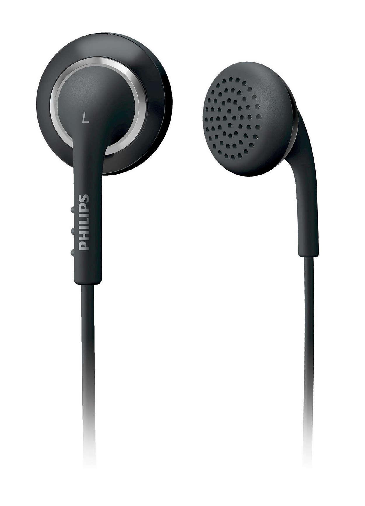 In-Ear Headphones SHE2641BN/27   Philips