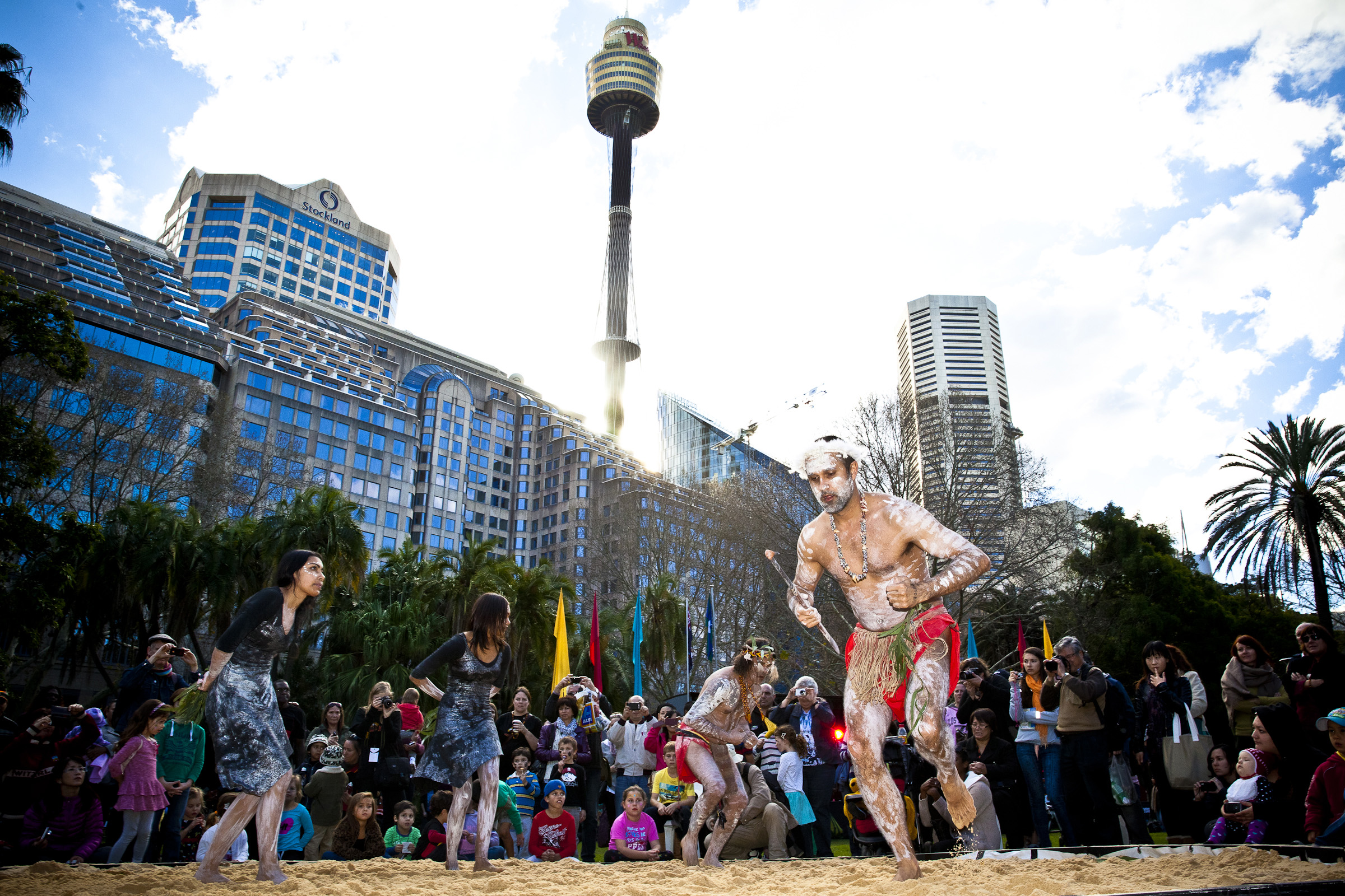 NAIDOC in the City - Deadly Vibe