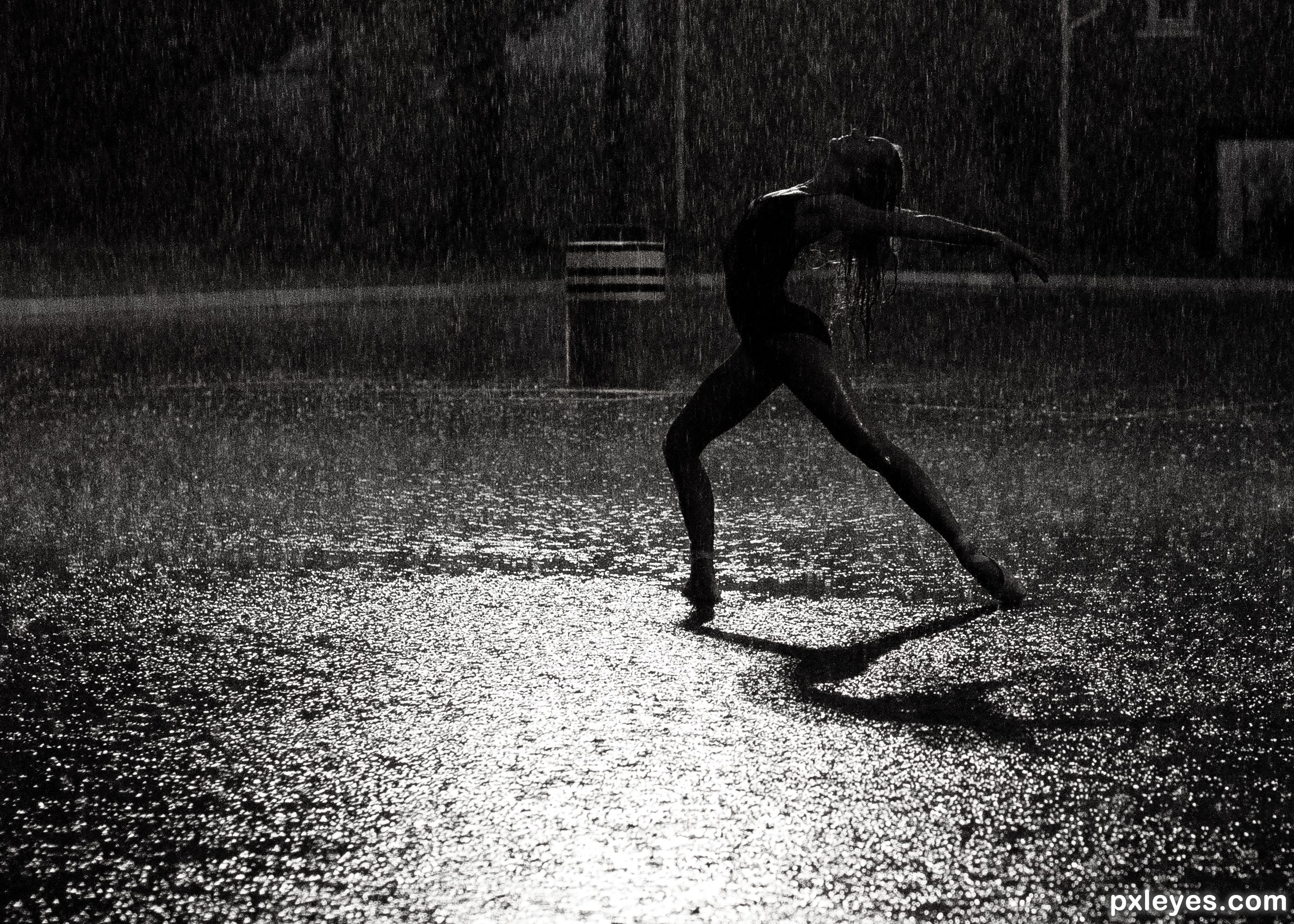 dancing in the rain picture, by audreyj for: rain photography ...