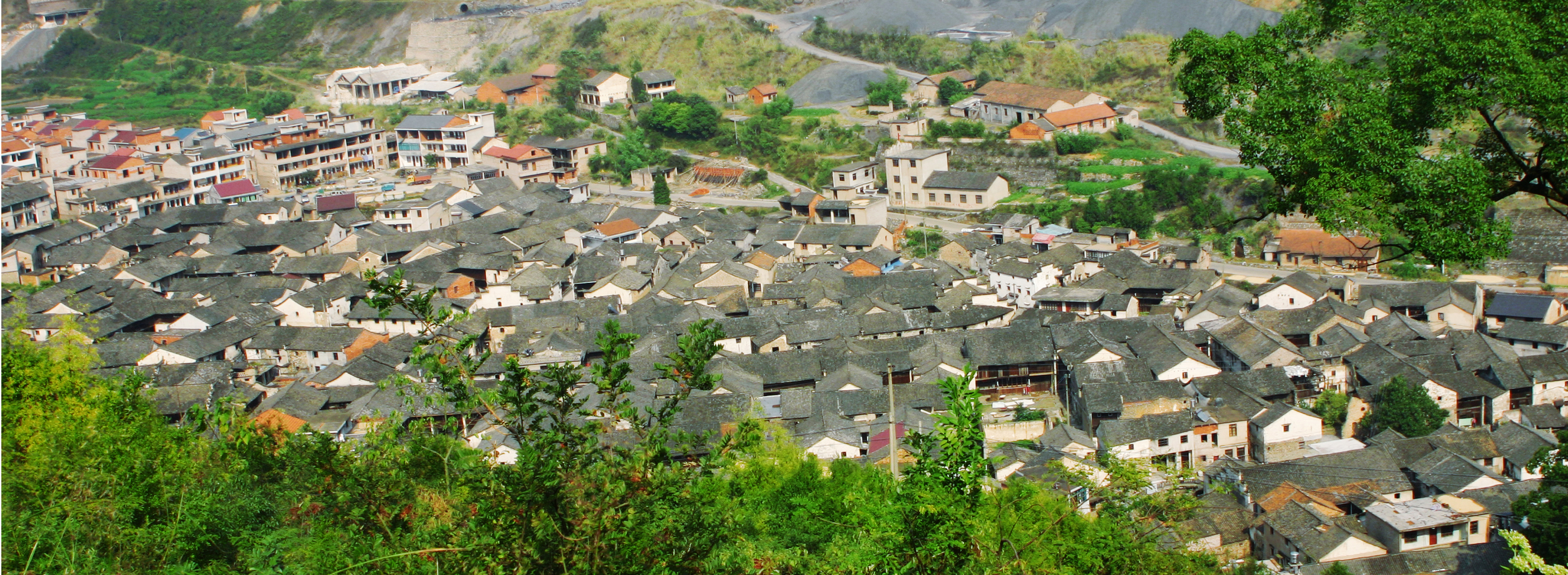 Introduction of Songxi Village | News | Jinhua Homestay