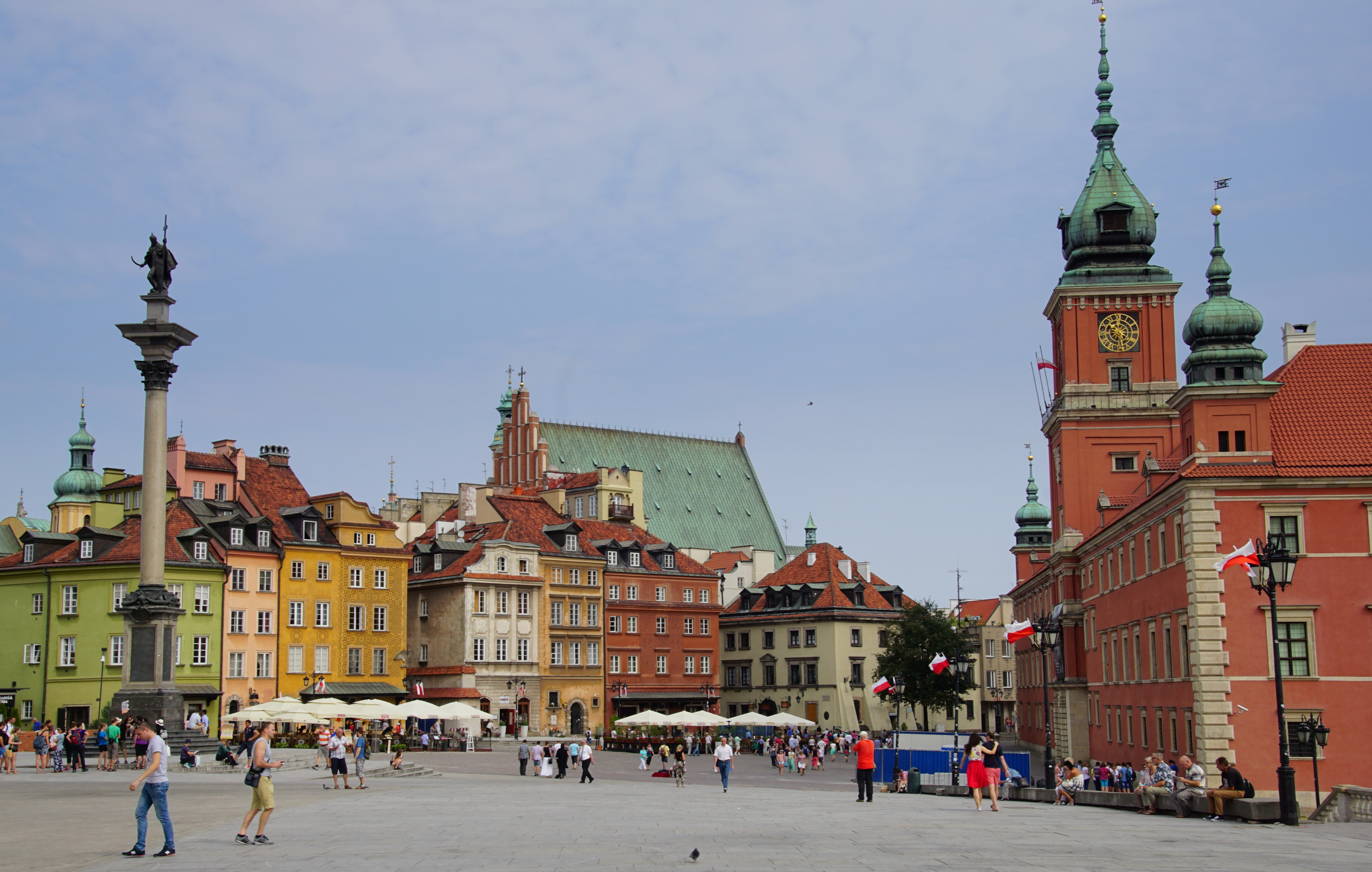 In warsaw photo