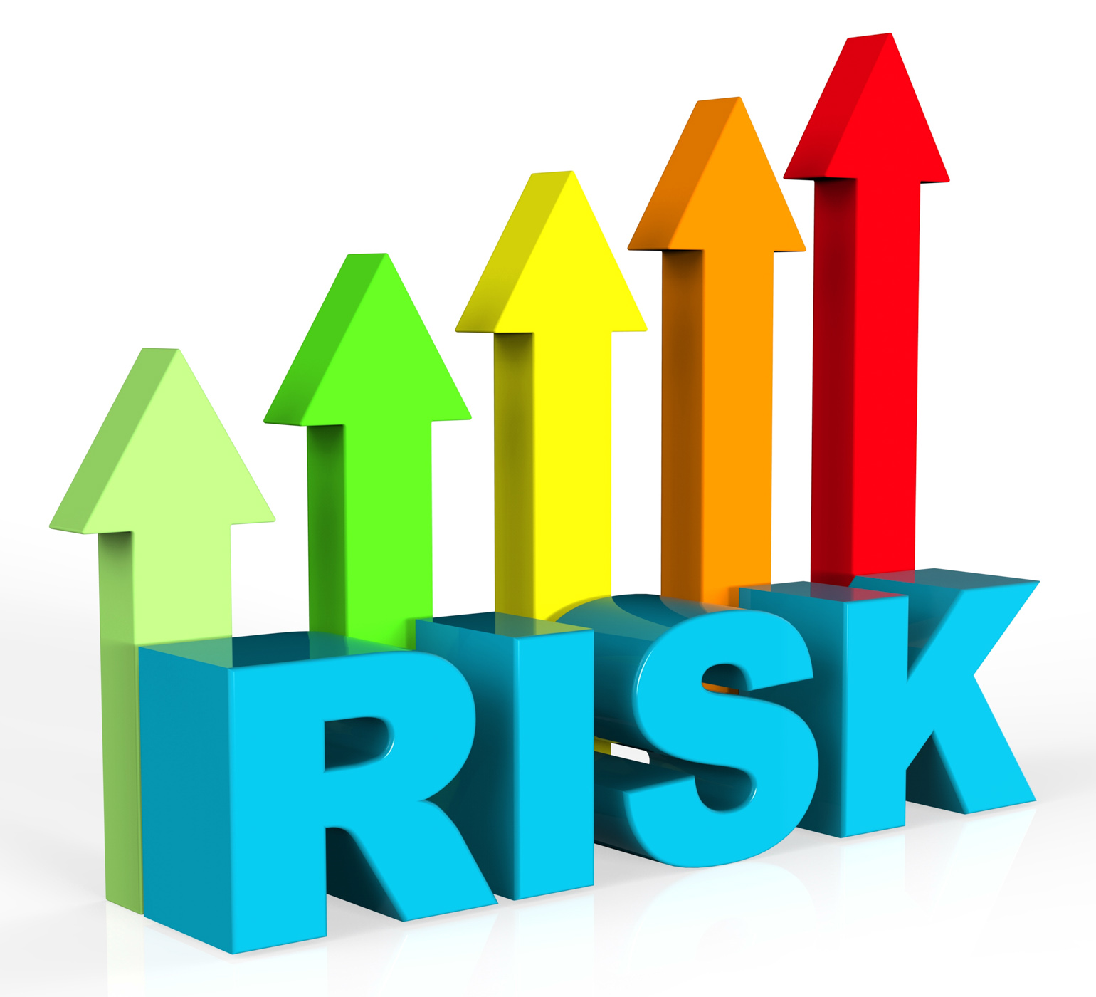Increase risk means hurdle danger and insecurity photo