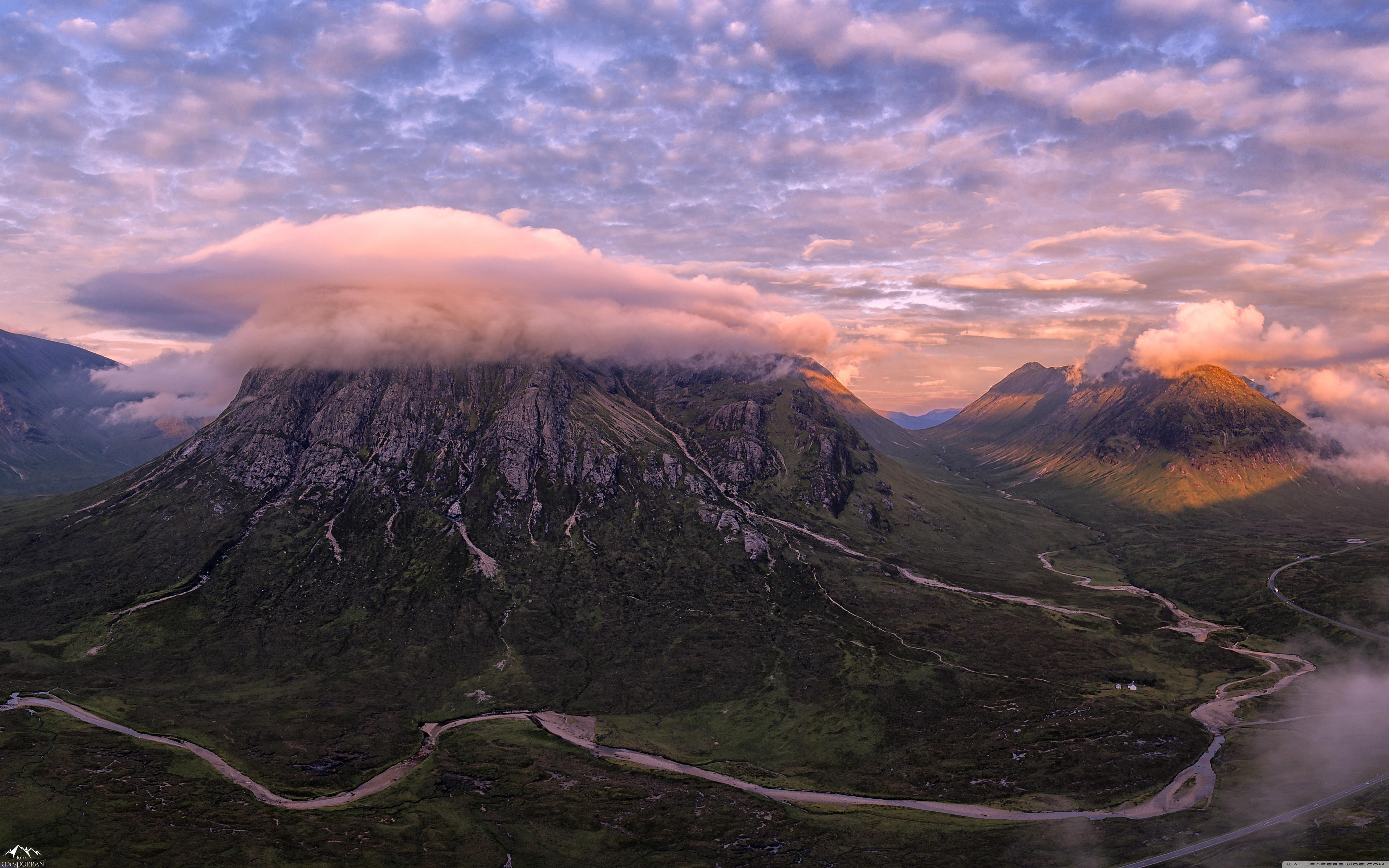 Scotland's Incredible Landscapes ❤ 4K HD Desktop Wallpaper for 4K ...