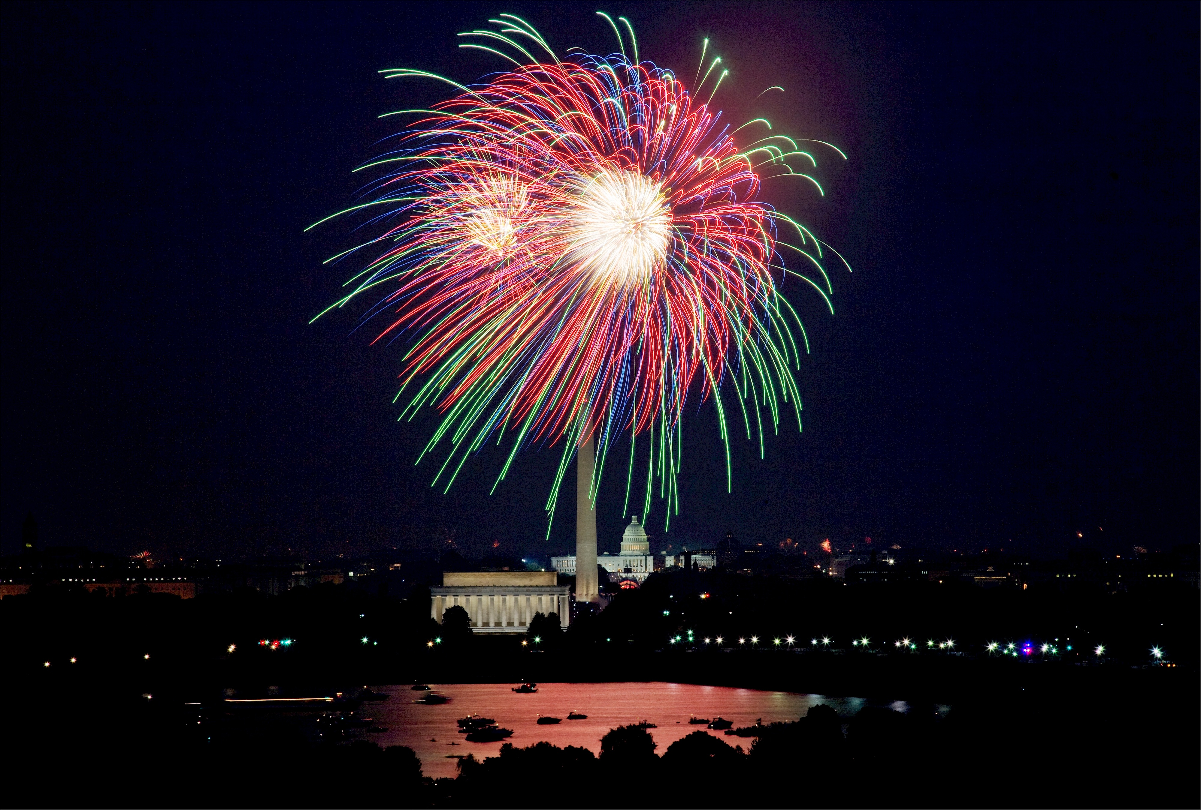 Independence Day, America, Colorful, Firework, Independence, HQ Photo