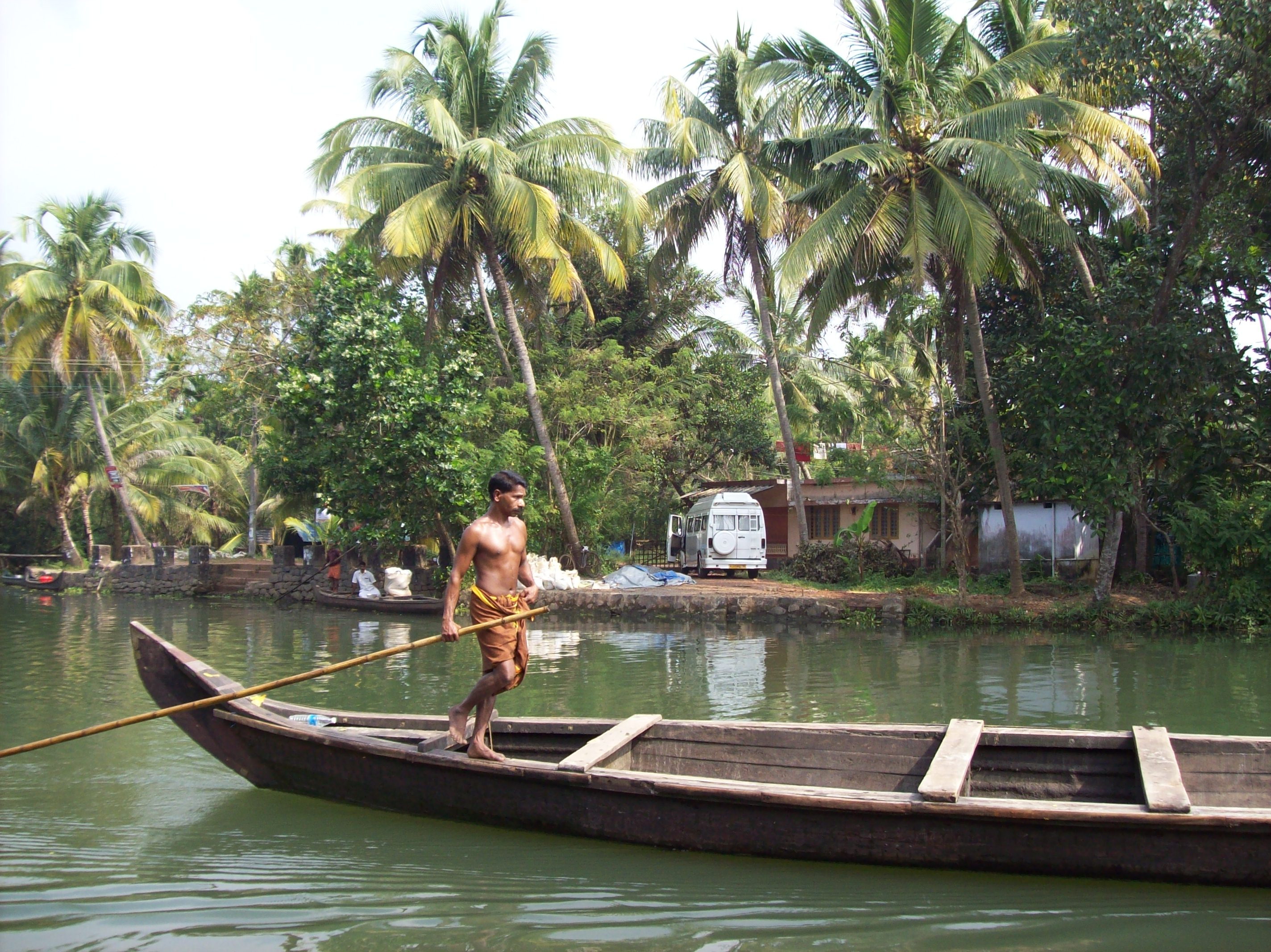 Indian Boating, Boat, India, River, Transport, HQ Photo