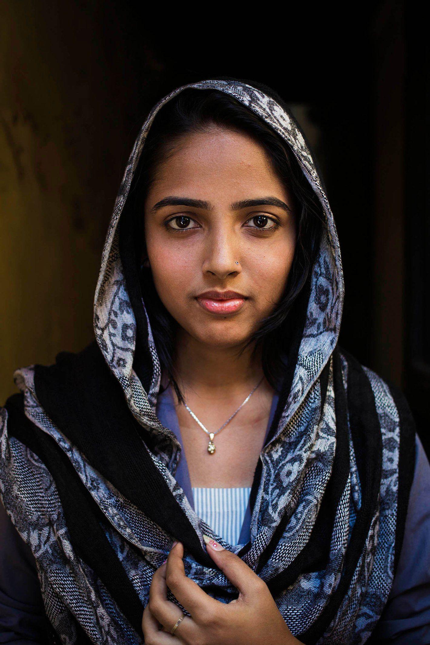 free photo indian girl portrait portrait indian pretty free