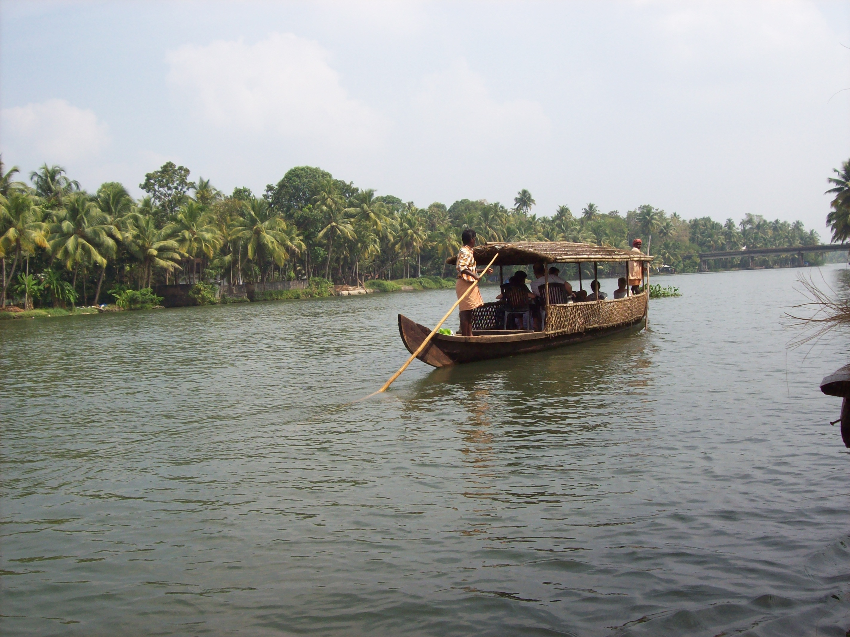 Indian river transport, Boat, Boating, India, River, HQ Photo