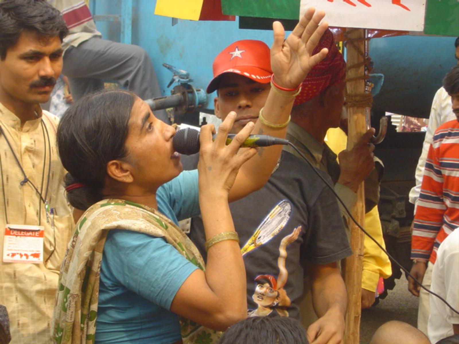 Indian speaker photo