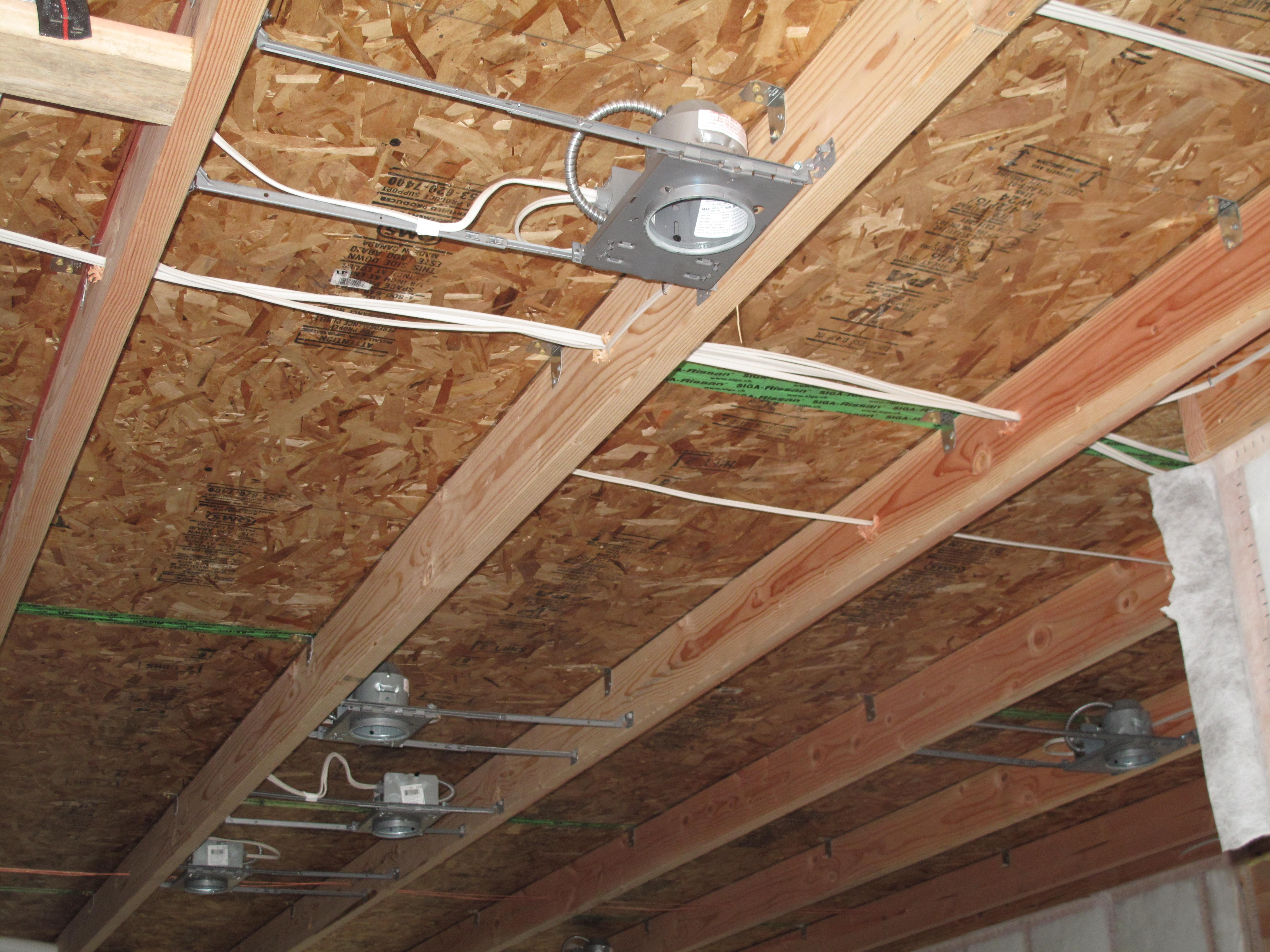 Service Cavities for Wiring and Plumbing   GreenBuildingAdvisor.com