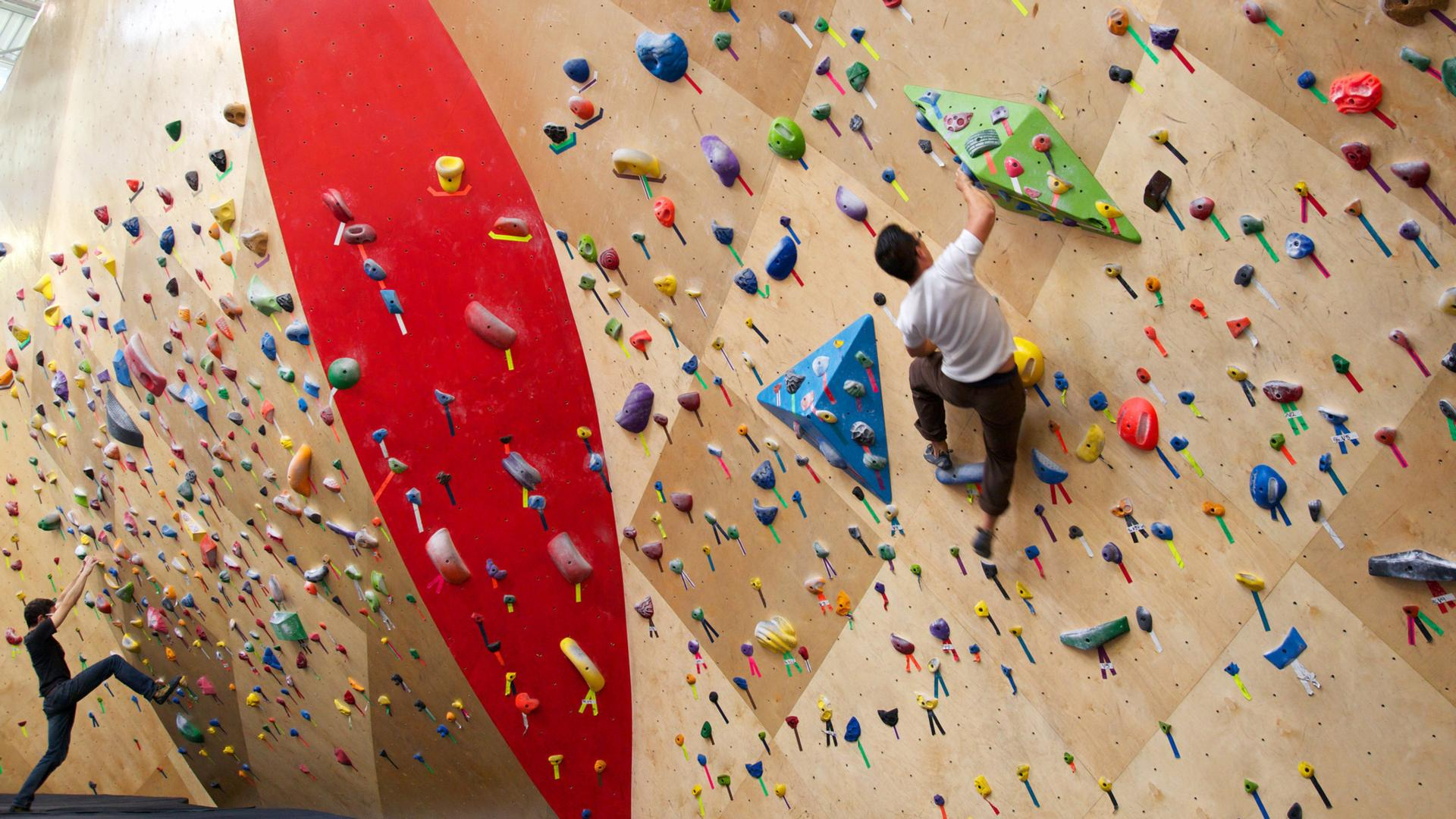 Climbing Every Mountain: Indoor Rock Climbing in Chicago