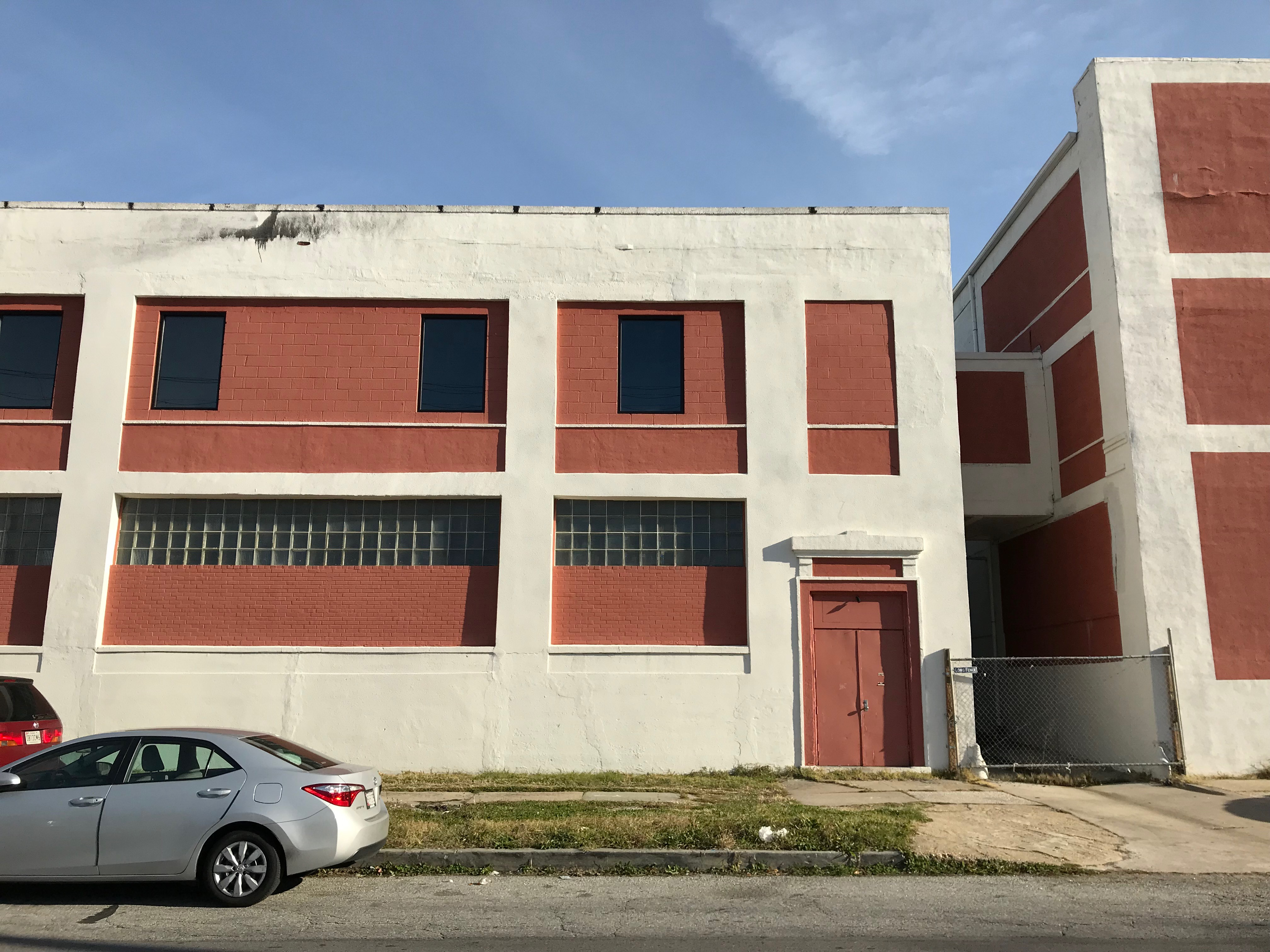 Industrial building, 2201 aisquith street, baltimore, md 21218 photo
