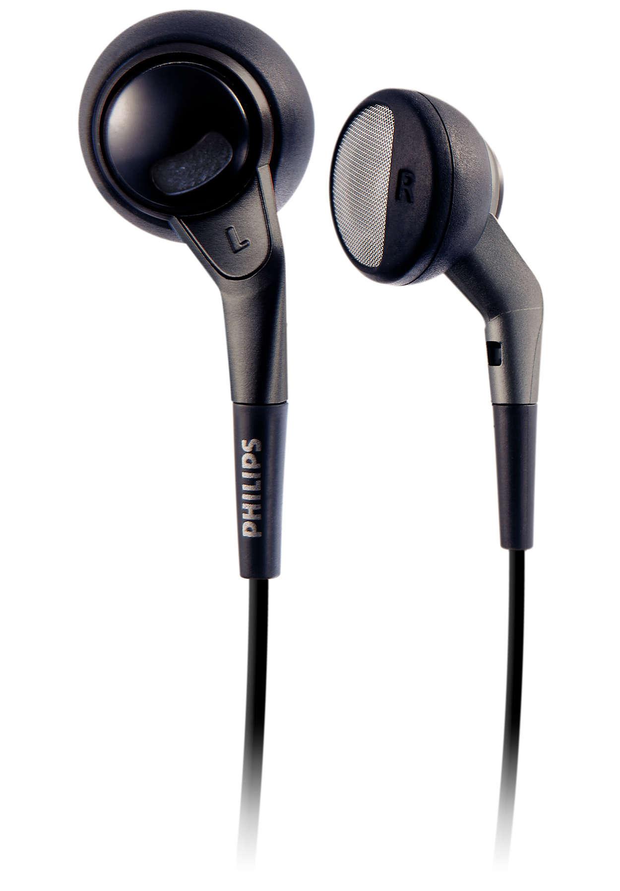 In-Ear Headphones SHE2550/10 | Philips