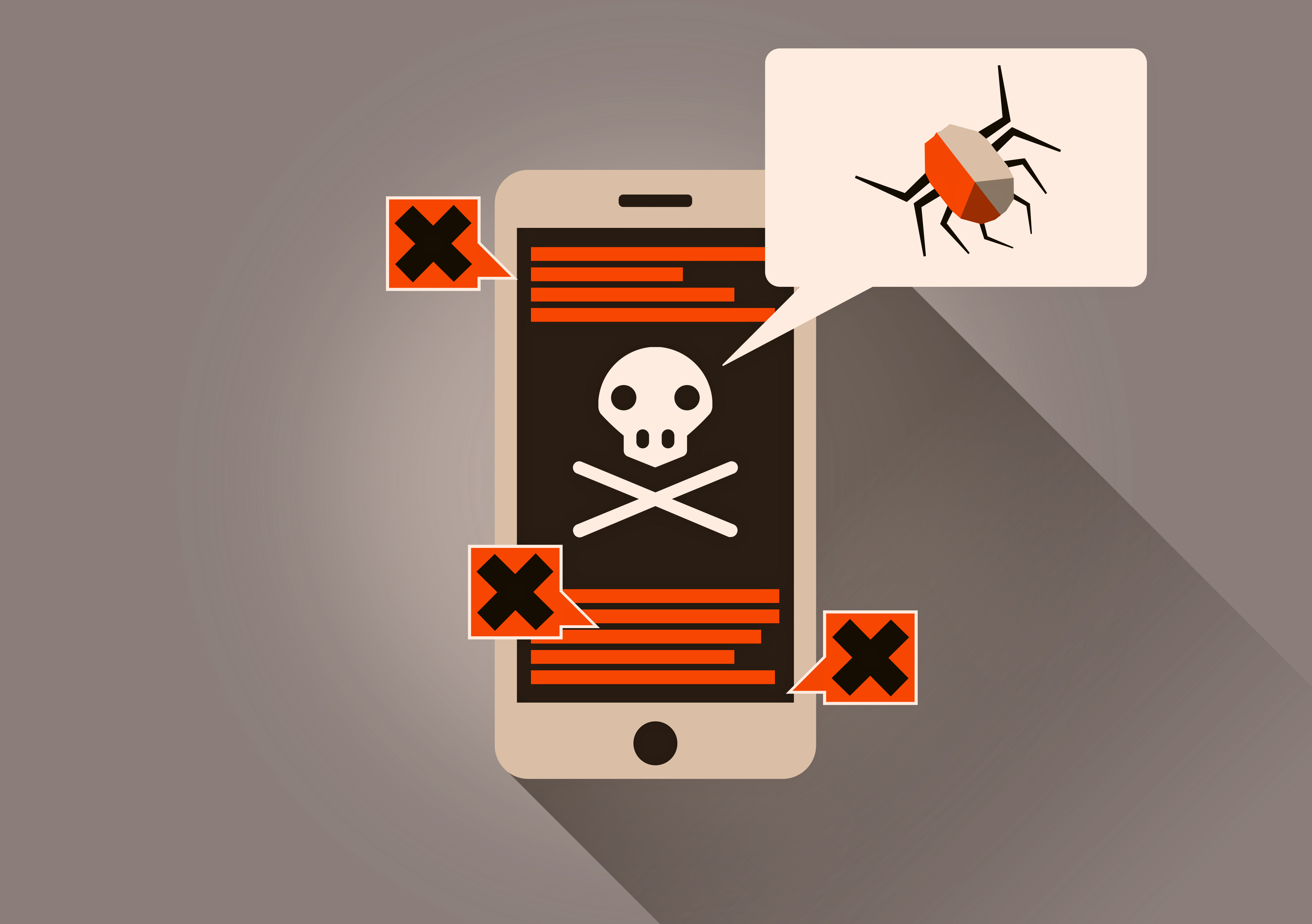 Infected Smartphone - On-Line Security Threat, Access, Secret, Online, Onlinesecurity, HQ Photo