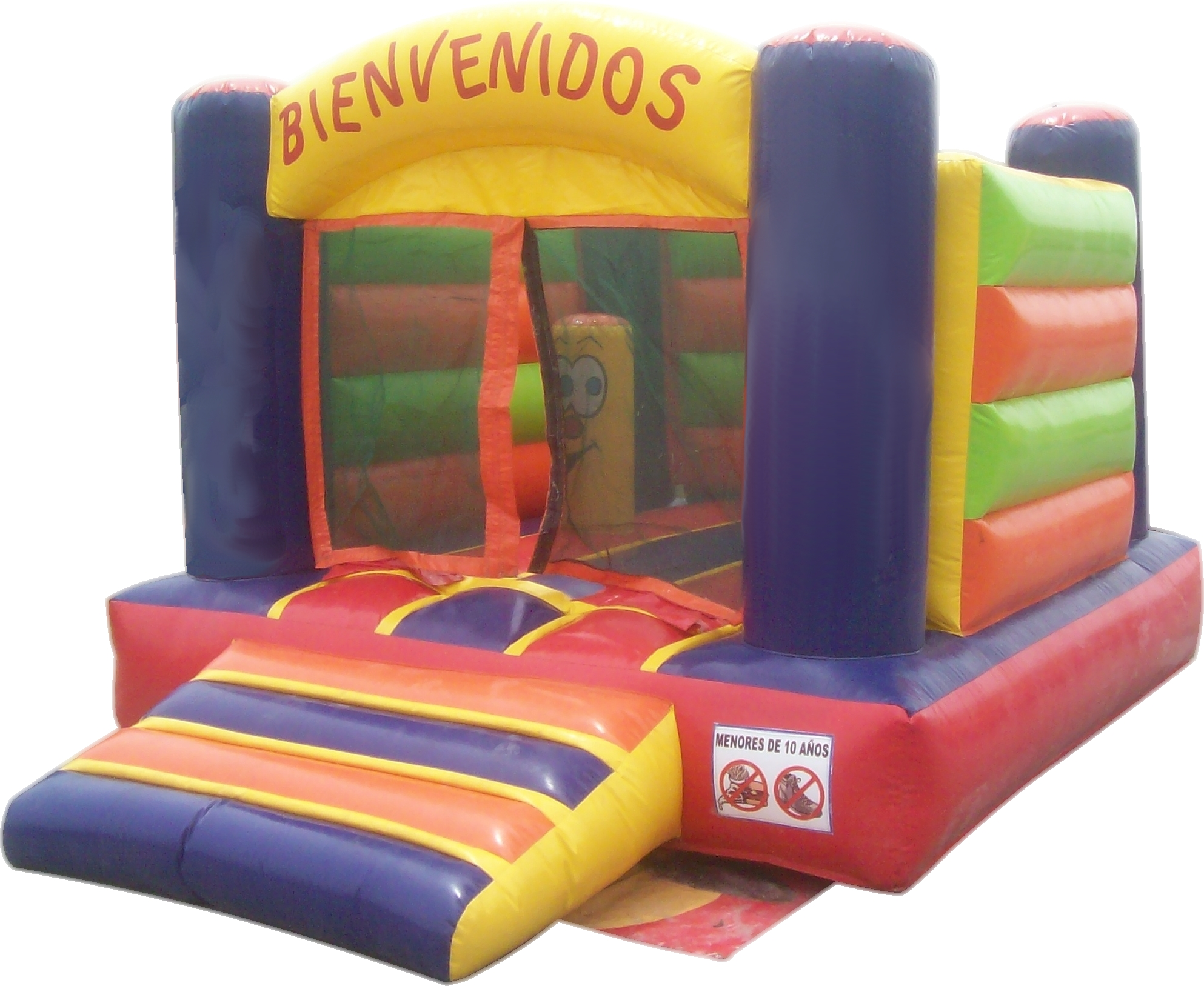 Inflatable bounce, Air, Party, Inflate, Joy, HQ Photo