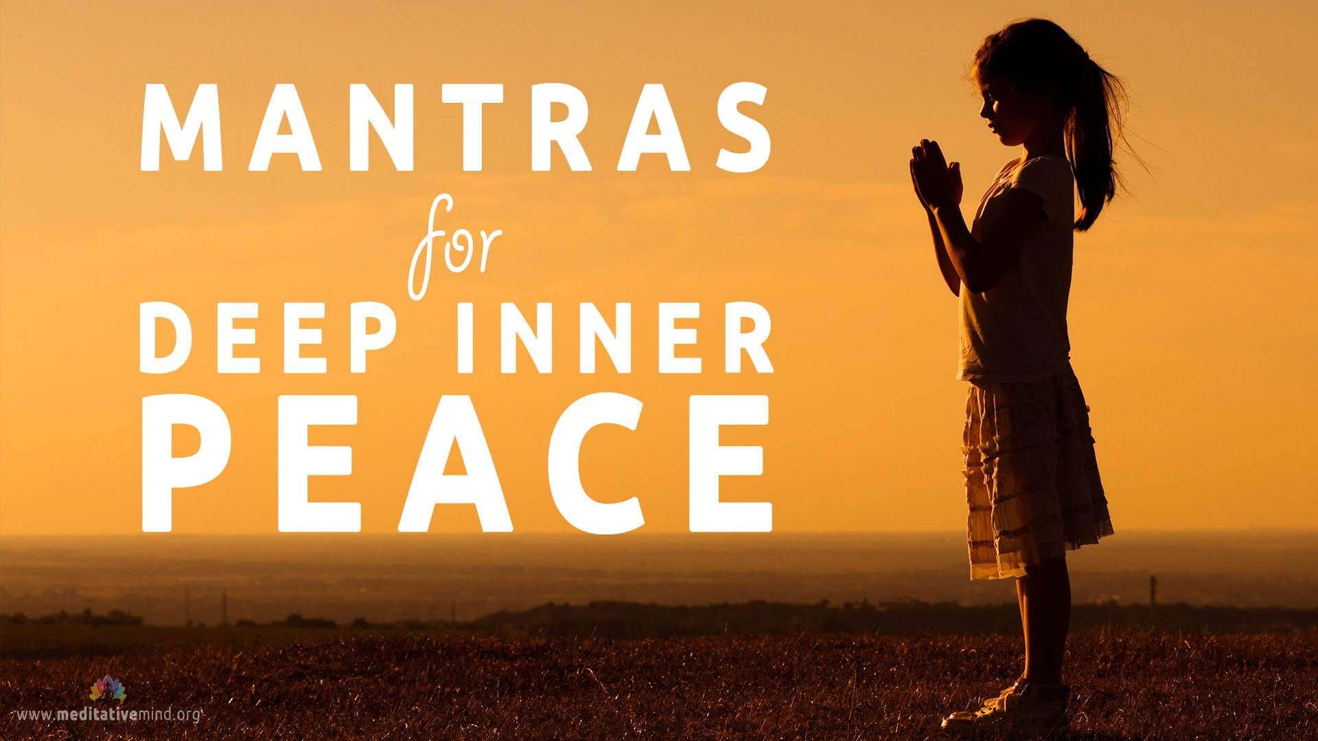 Mantras for Deep Inner Peace | 8 Powerful Mantras - YouTube