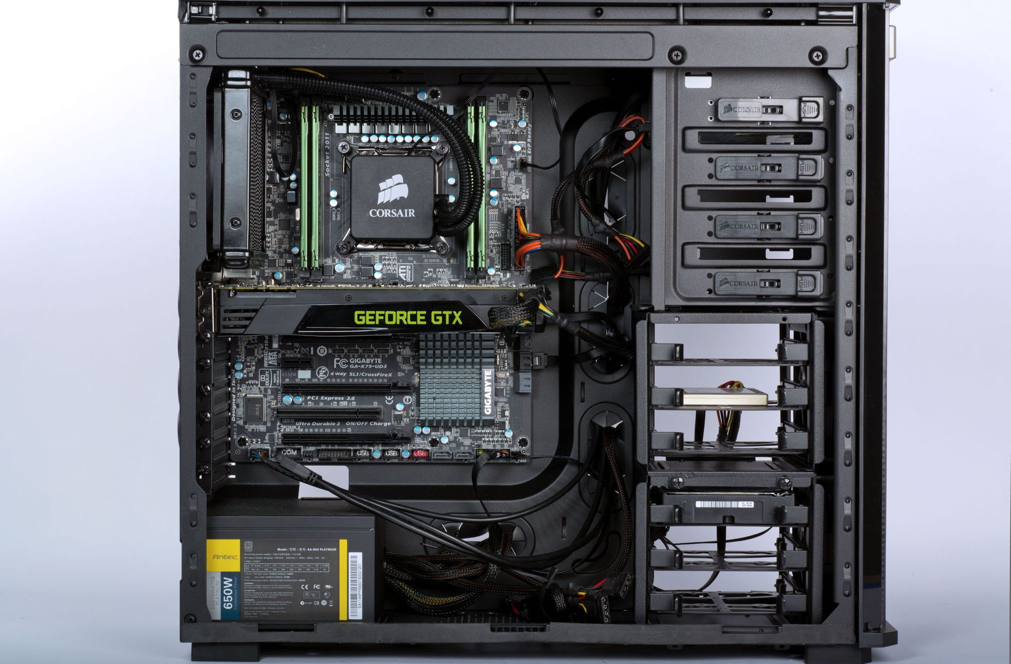 Free photo: Inside a computer - Pc, Pack, Motherboard - Free ...