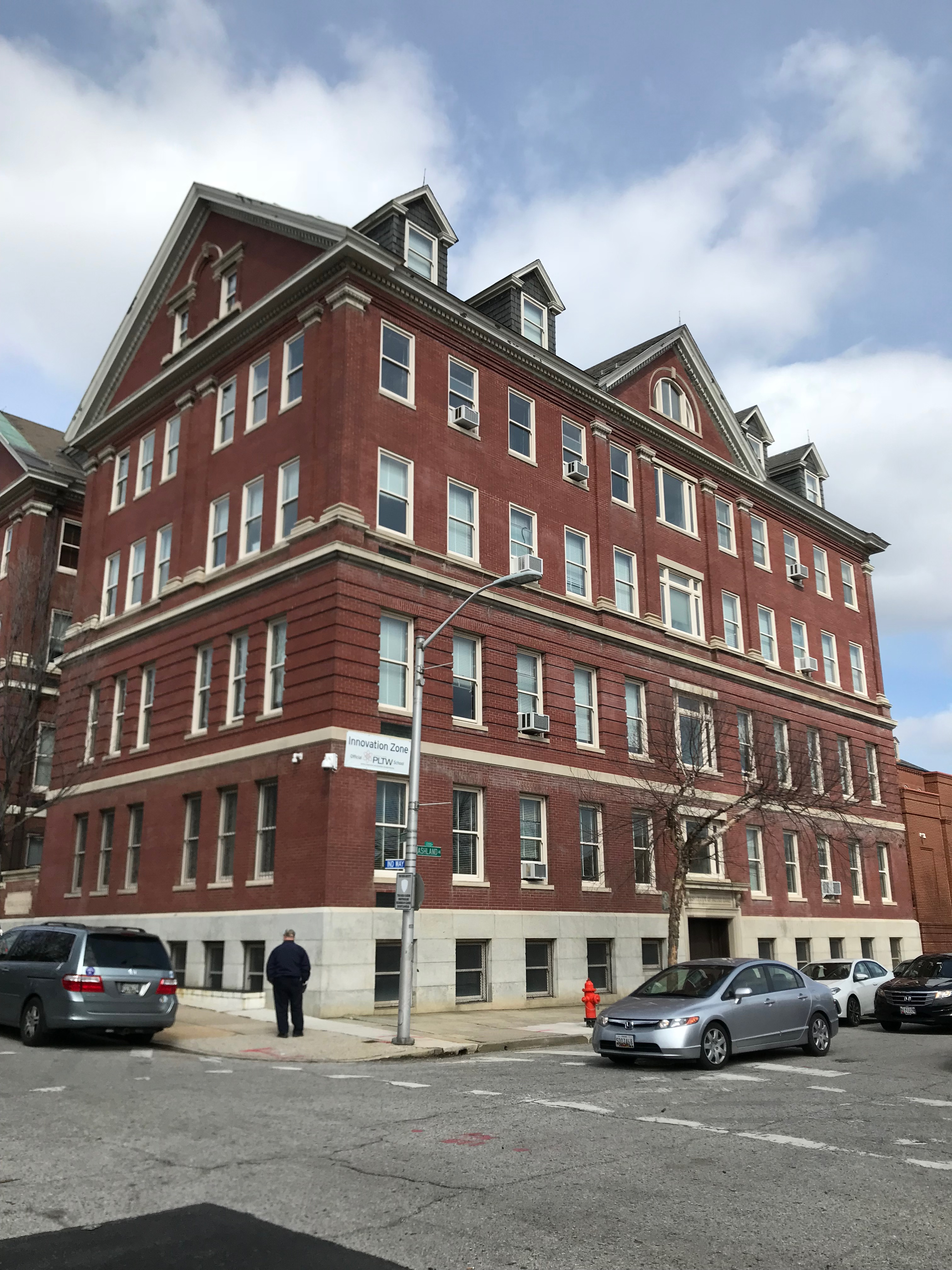 Institute of notre dame (1852-1926), 901 aisquith street, baltimore, md 21202 photo