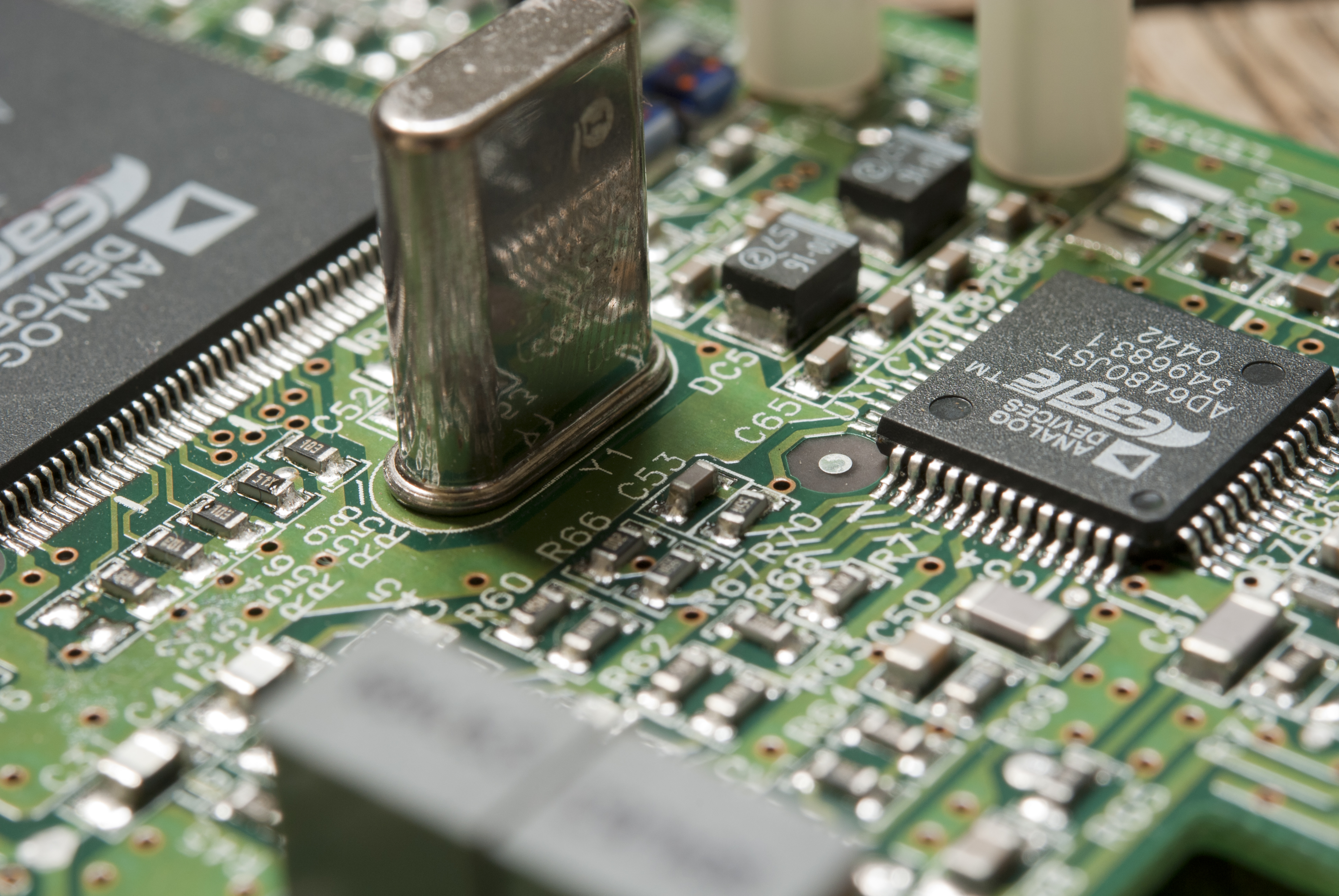 Free Photo Integrated Circuit Microchip Microprocessor Silicon Icintegrated Ic Chip Component Electronic