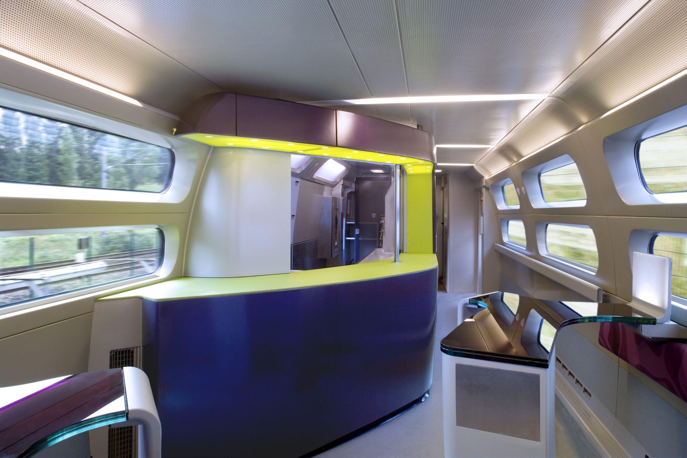 Bar Tgv Car.... | My Things | Pinterest | High speed rail and Speed rail